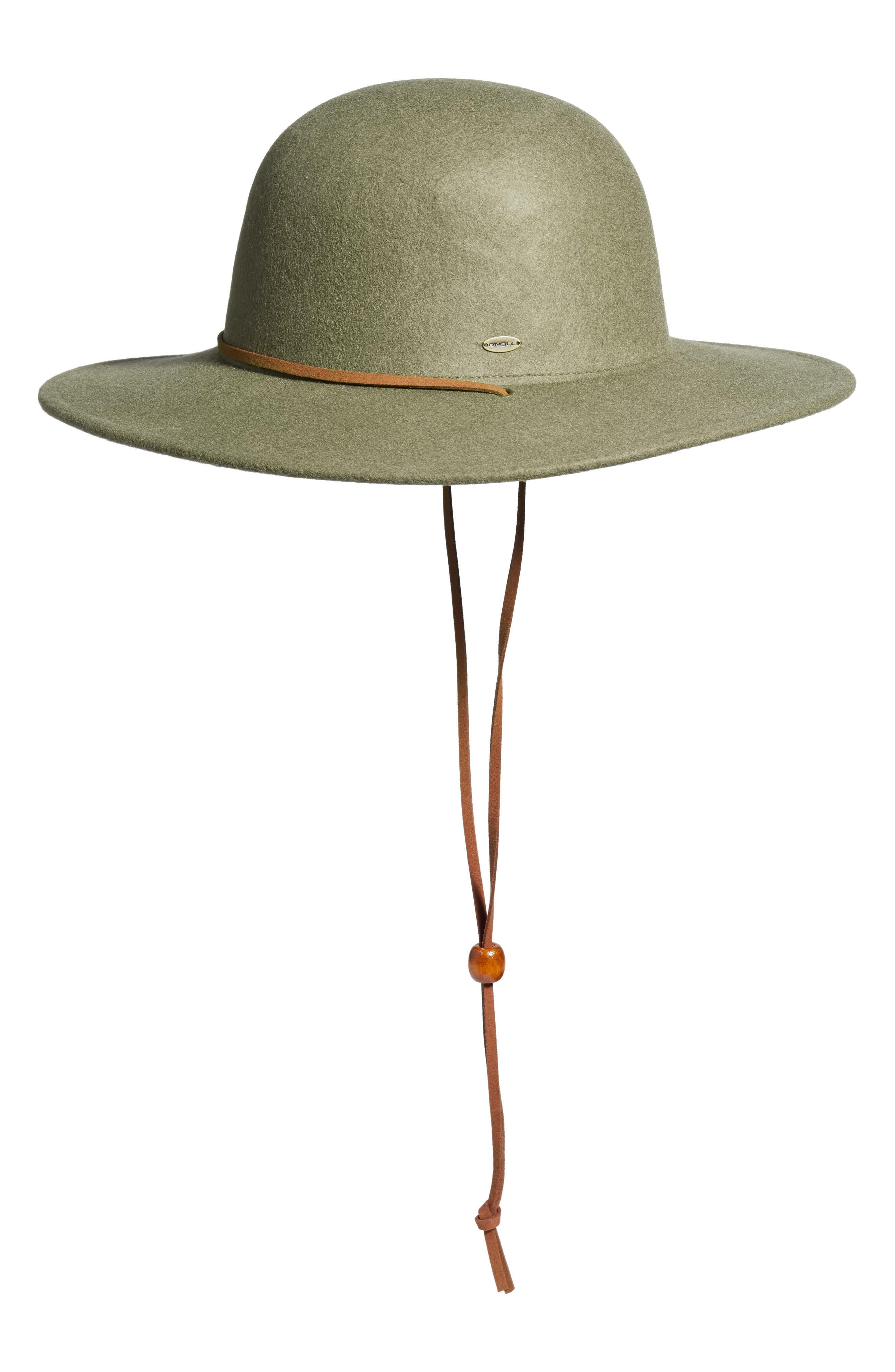 Trail Ride Wool Felt Hat,                             Main thumbnail 1, color,                             KANGAROO