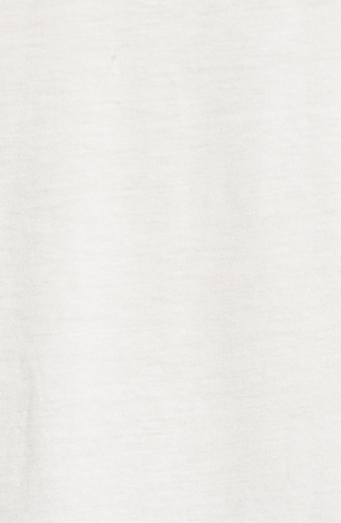 The Beatles Graphic Logo T-Shirt,                             Alternate thumbnail 9, color,                             103