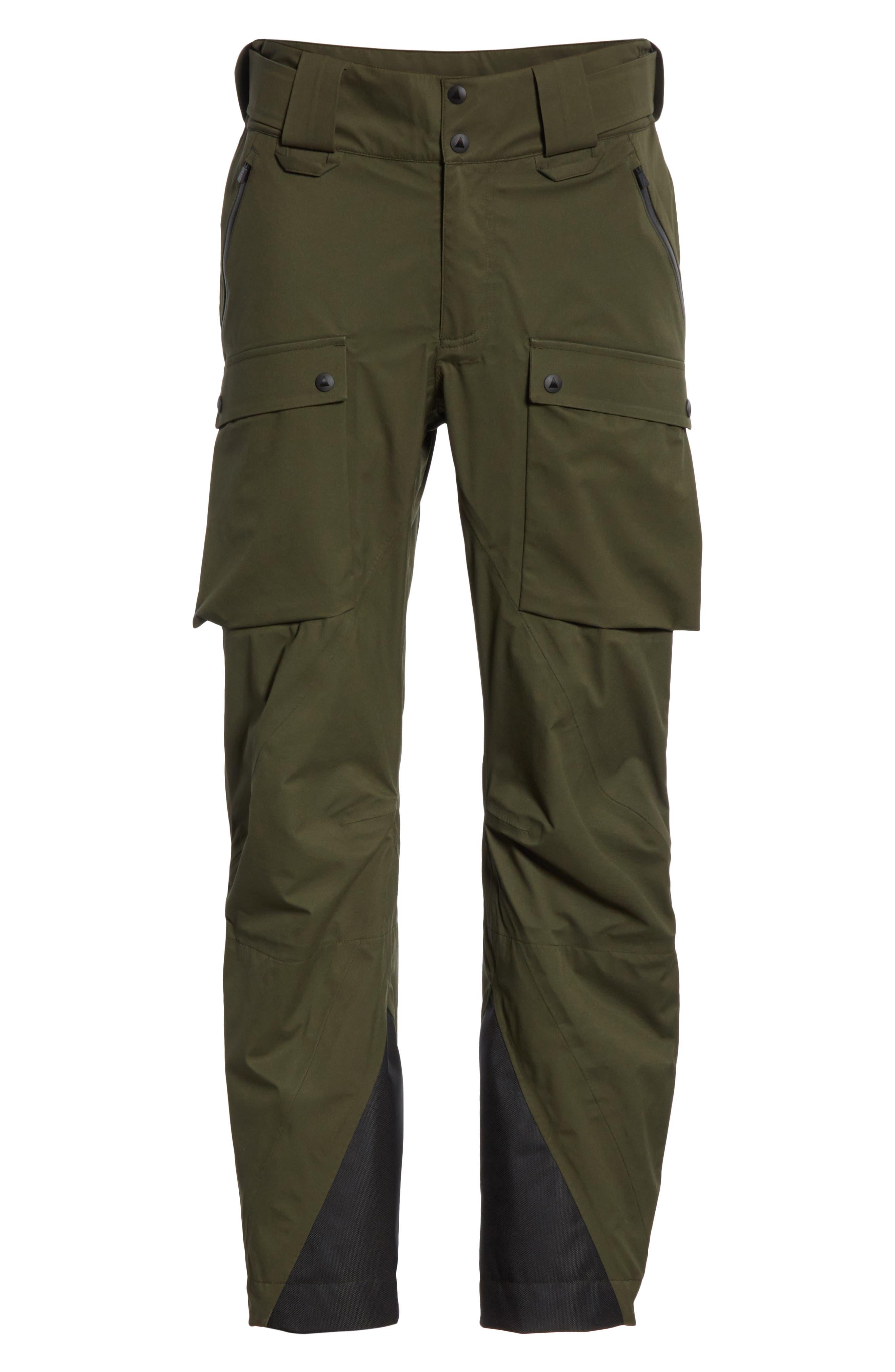 Aztech Mountain Hayden Shell Pant, Green