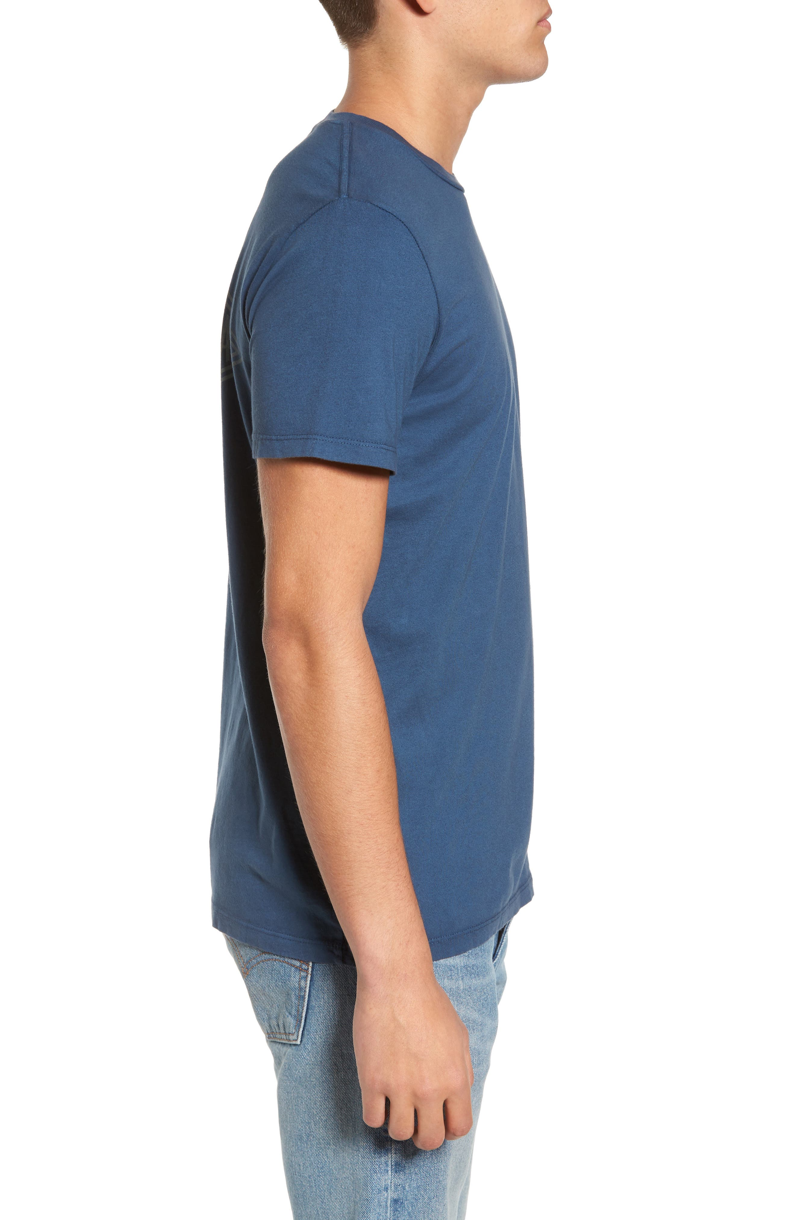Trademark Diamond T-Shirt,                             Alternate thumbnail 3, color,                             424