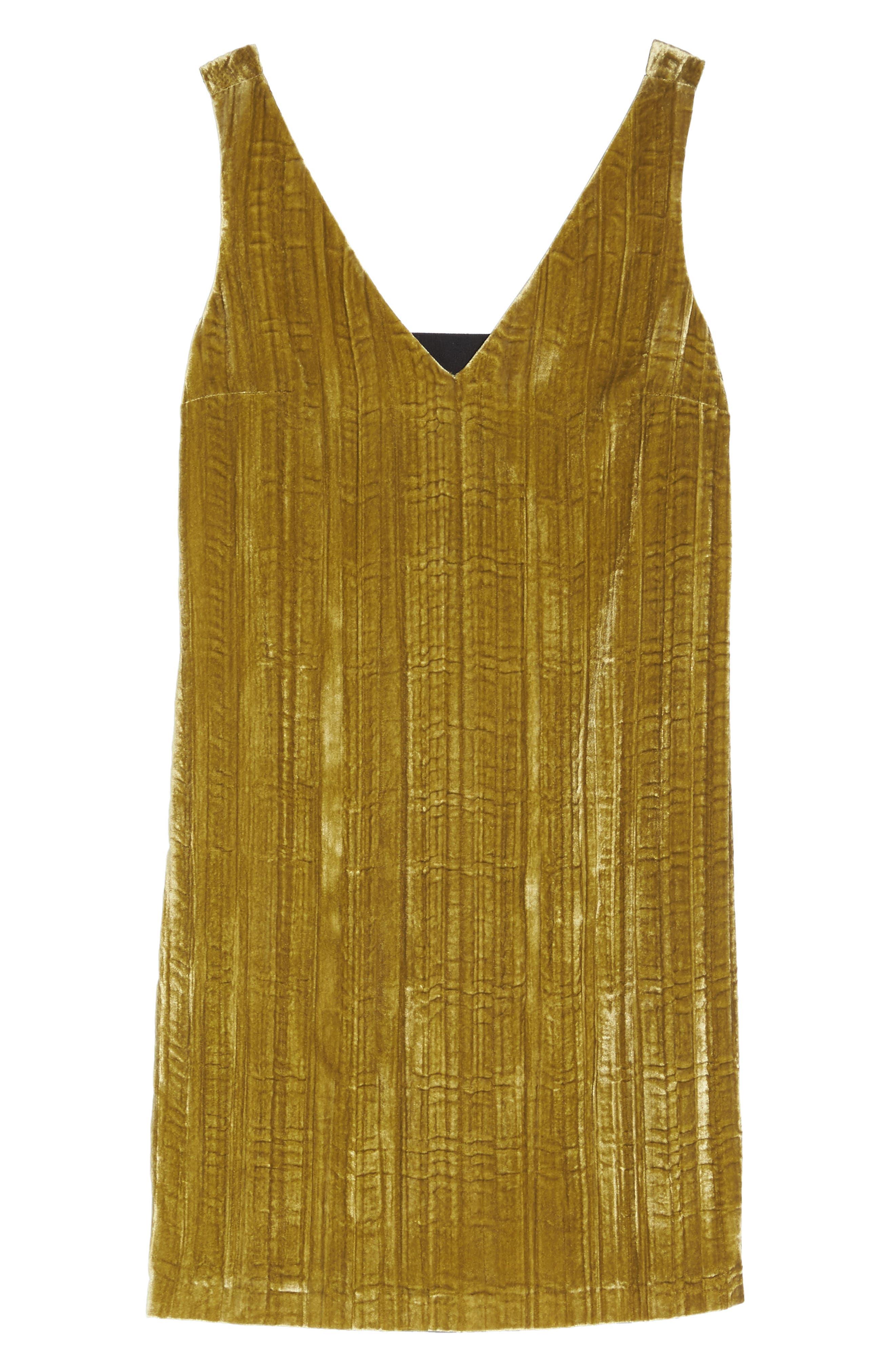 Theresa Velvet Shift Dress,                             Alternate thumbnail 10, color,