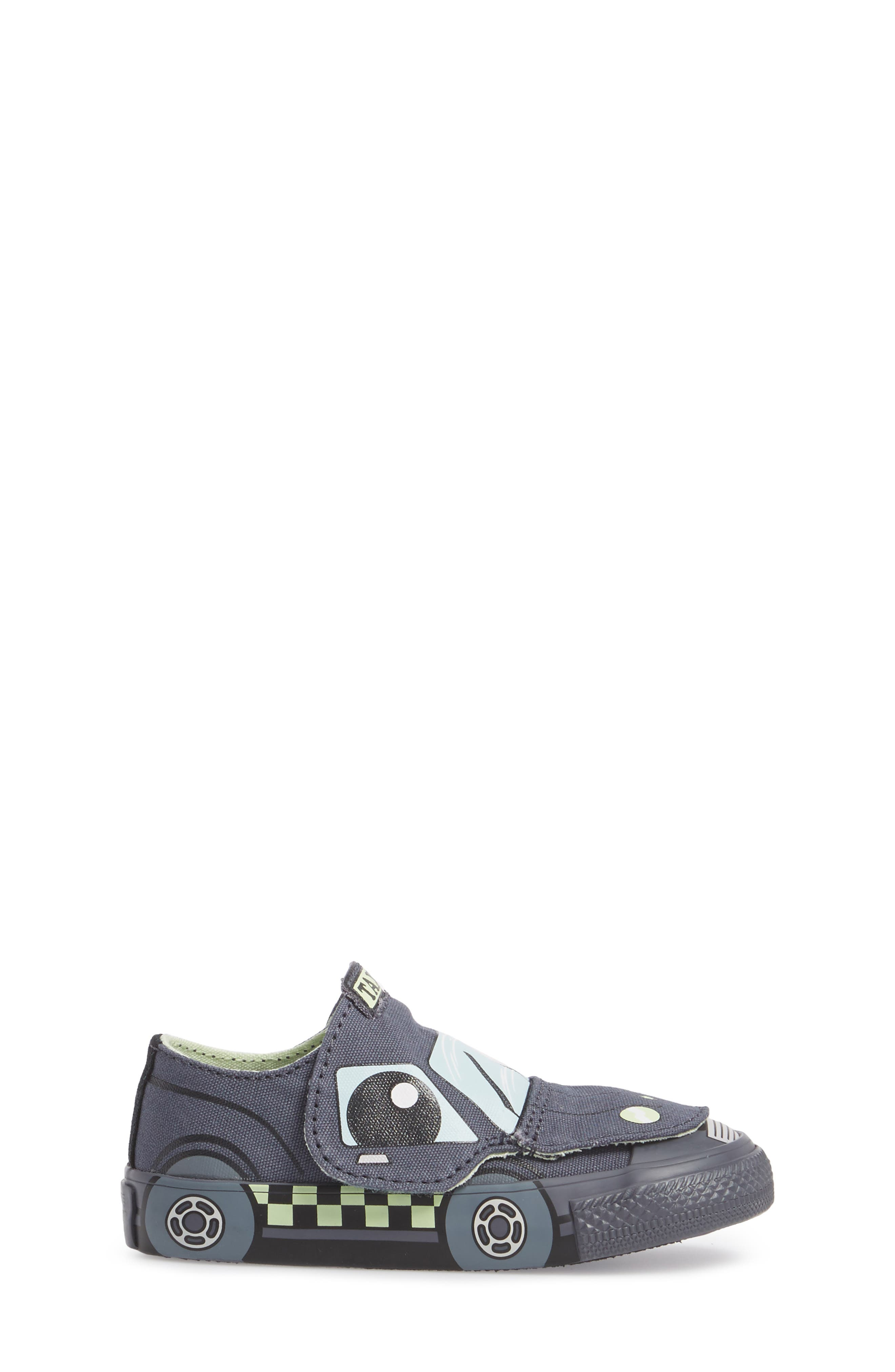 Chuck Taylor<sup>®</sup> All Star<sup>®</sup> Creatures Slip-On Sneaker,                             Alternate thumbnail 8, color,
