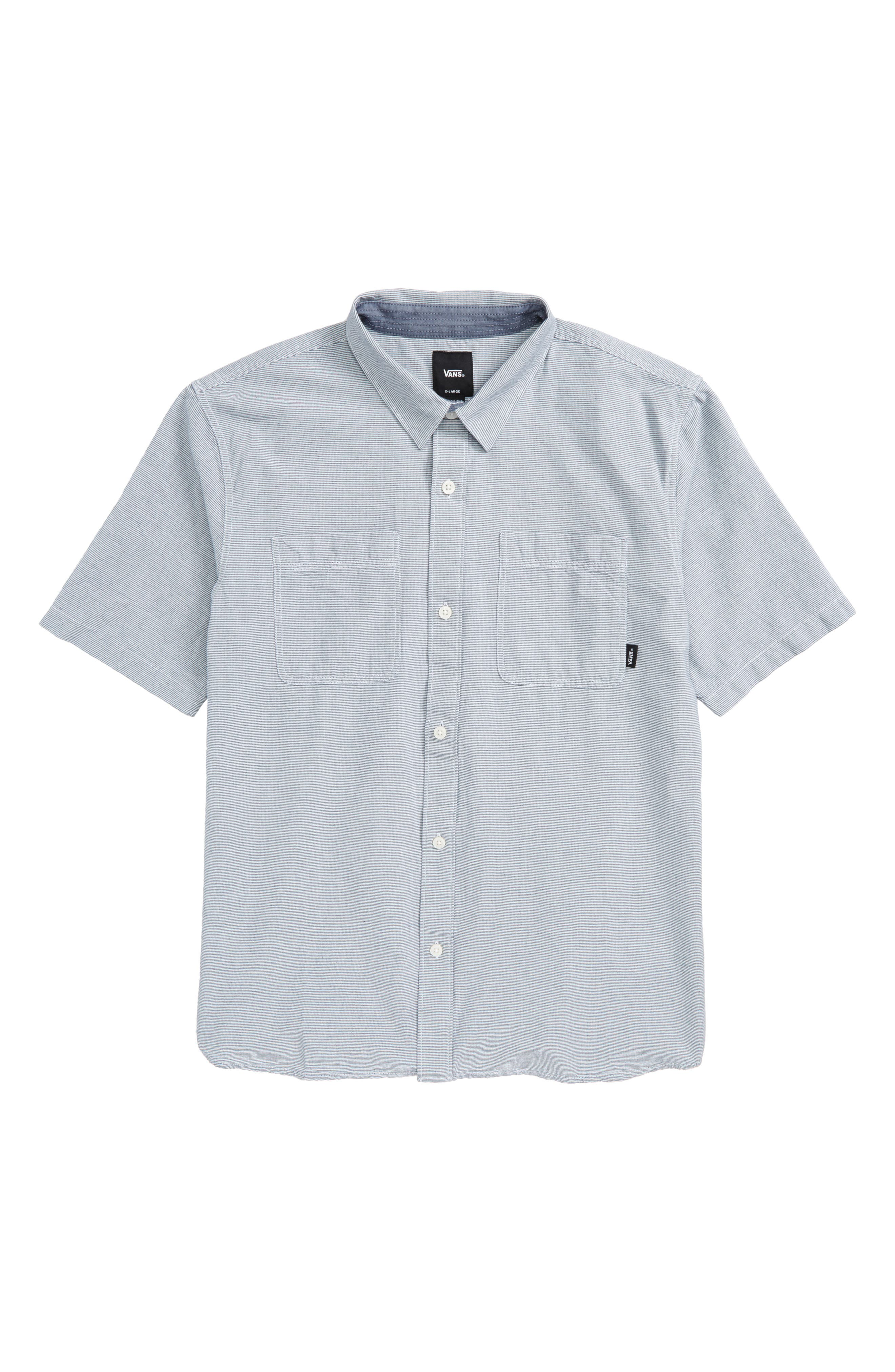 Wexford Woven Shirt,                         Main,                         color, 401