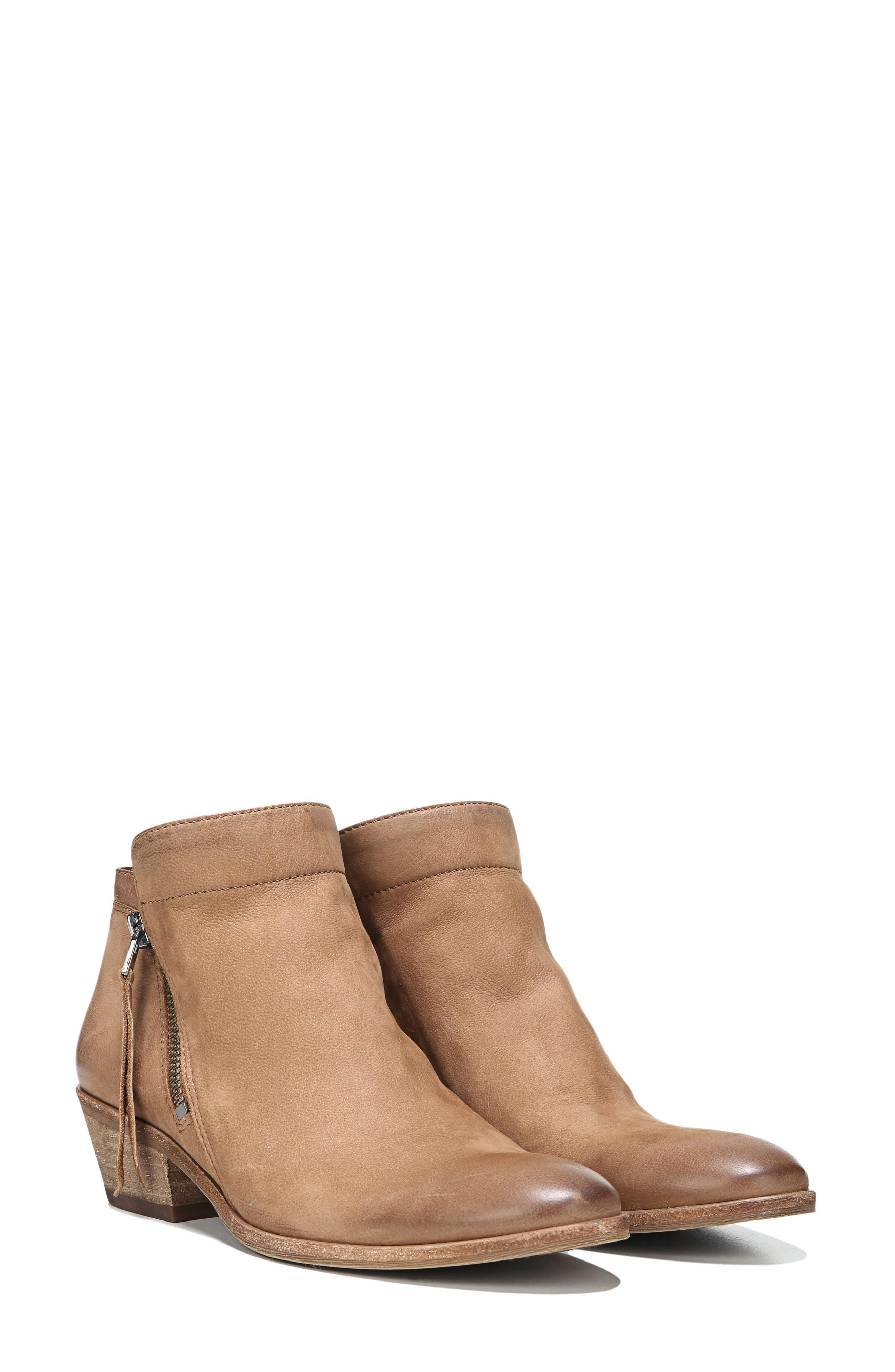 Packer Bootie,                             Alternate thumbnail 8, color,                             DEEP SADDLE LEATHER