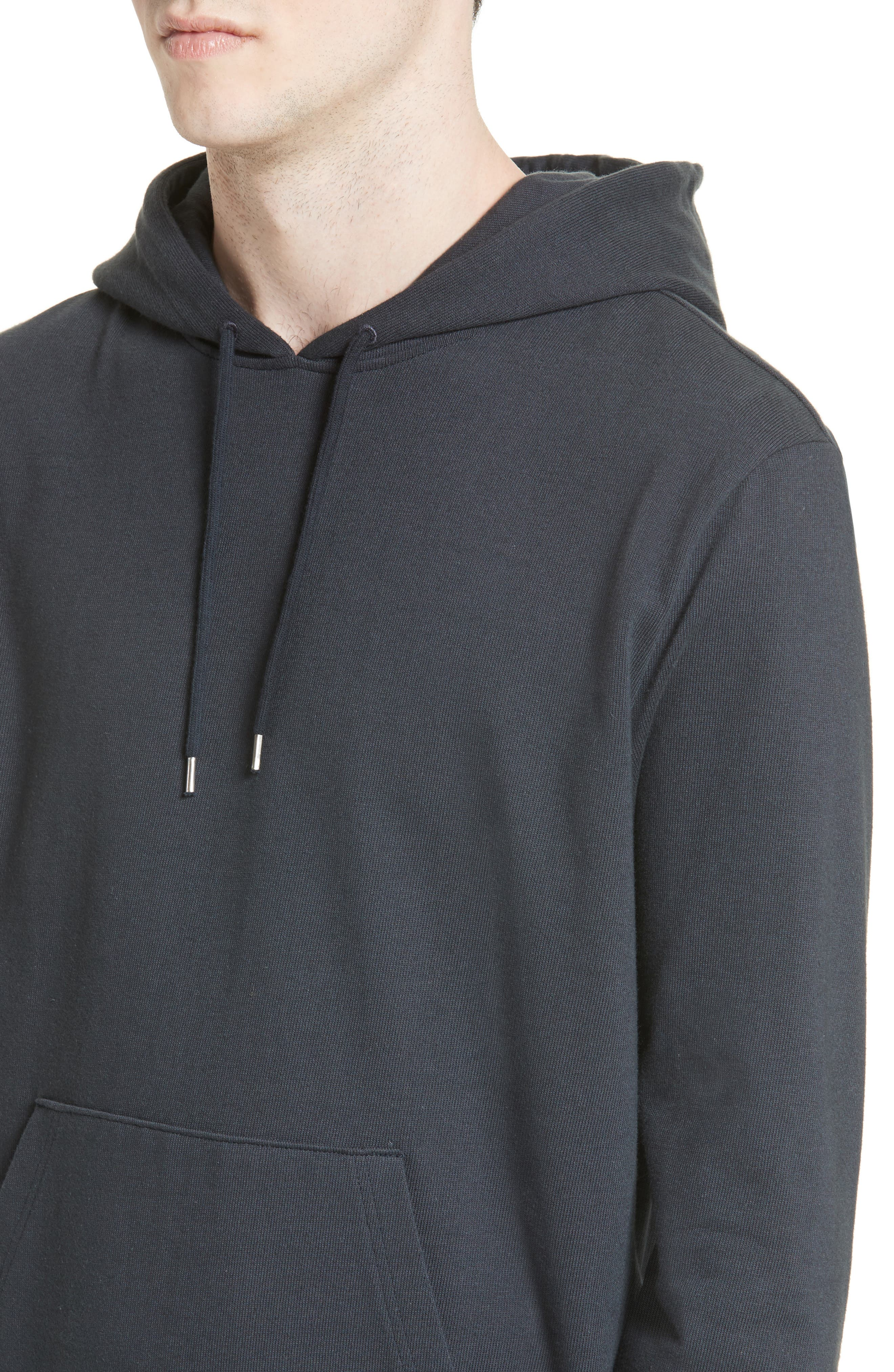 Brody Hooded Sweatshirt,                             Alternate thumbnail 4, color,                             020