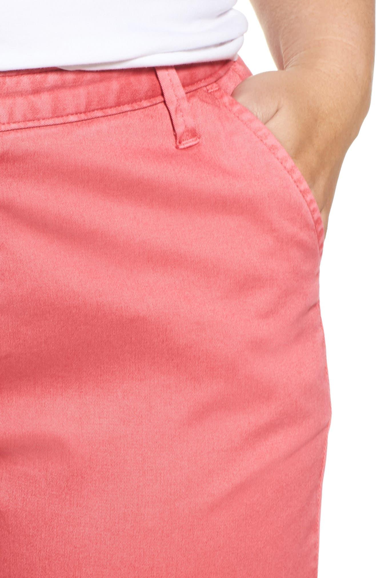 Twill Shorts,                             Alternate thumbnail 17, color,