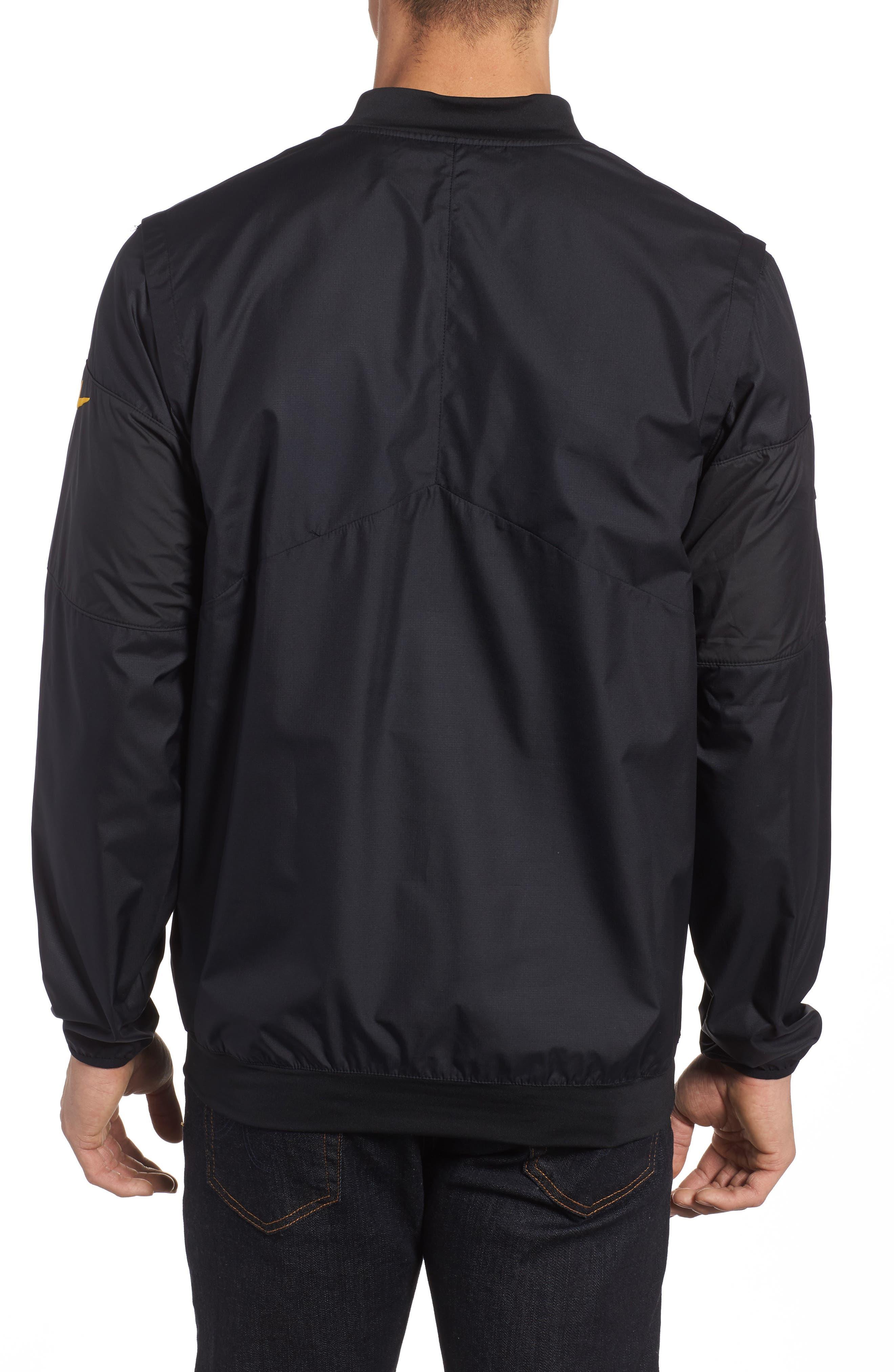 Lockdown NFL Pullover Jacket,                             Alternate thumbnail 7, color,