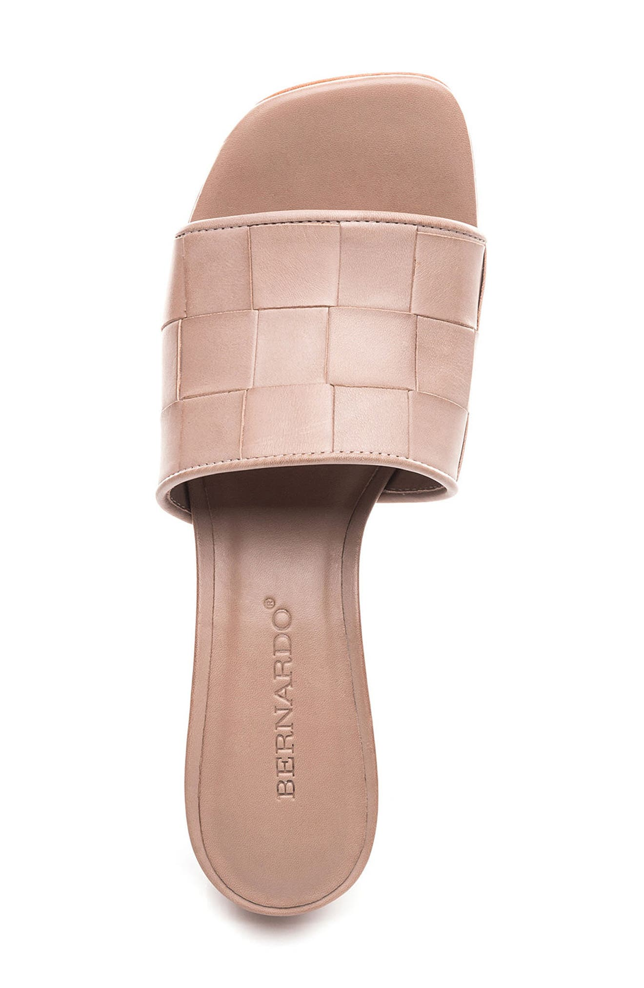 Bernardo Bridget Block Heel Sandal,                             Alternate thumbnail 18, color,