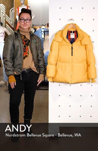 TJW Oversized Puffer Jacket, sales video thumbnail