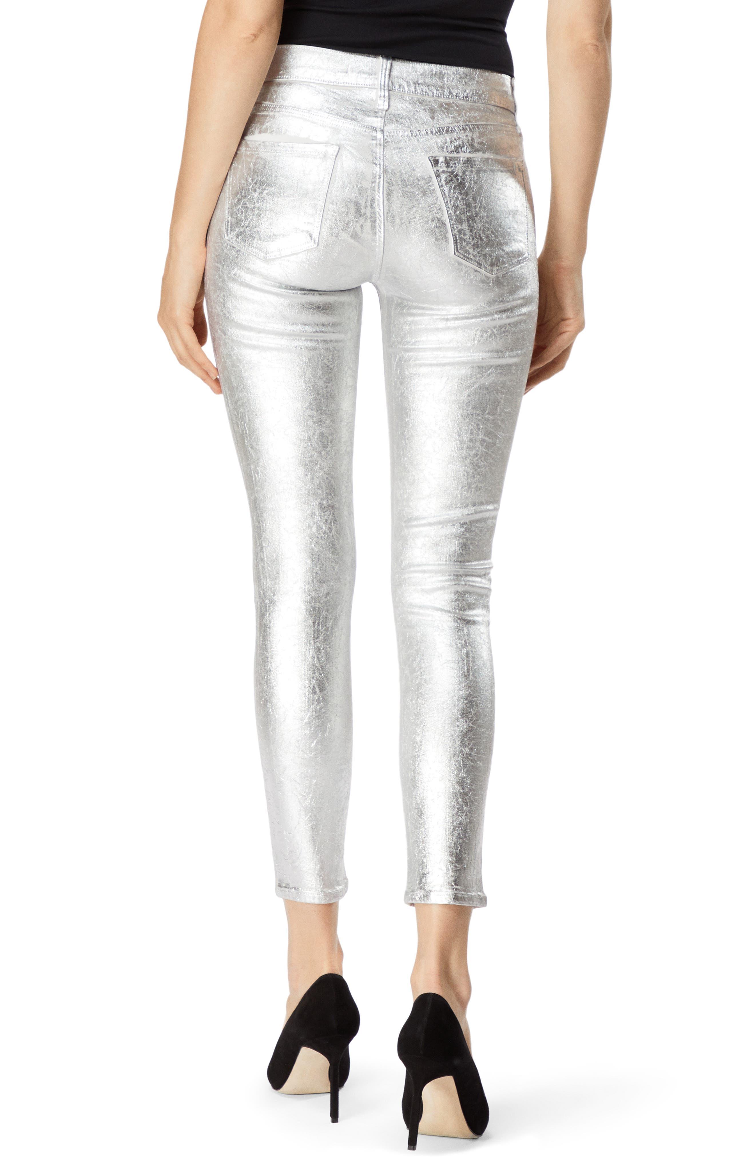 835 Capri Skinny Jeans,                             Alternate thumbnail 2, color,                             SUPERMOON CRISTALLINE