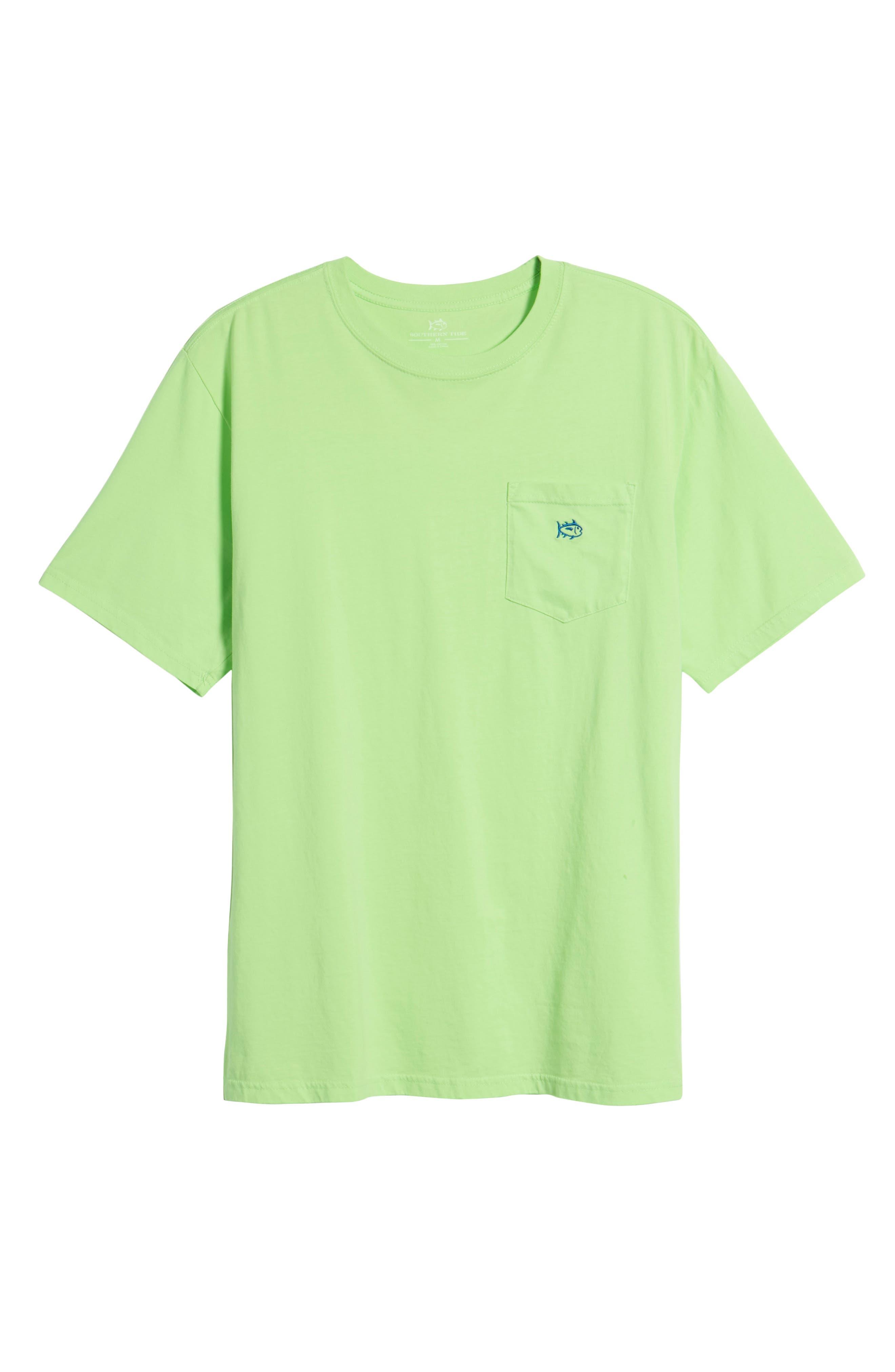 Skipjack Logo Regular Fit T-Shirt,                             Alternate thumbnail 6, color,                             381
