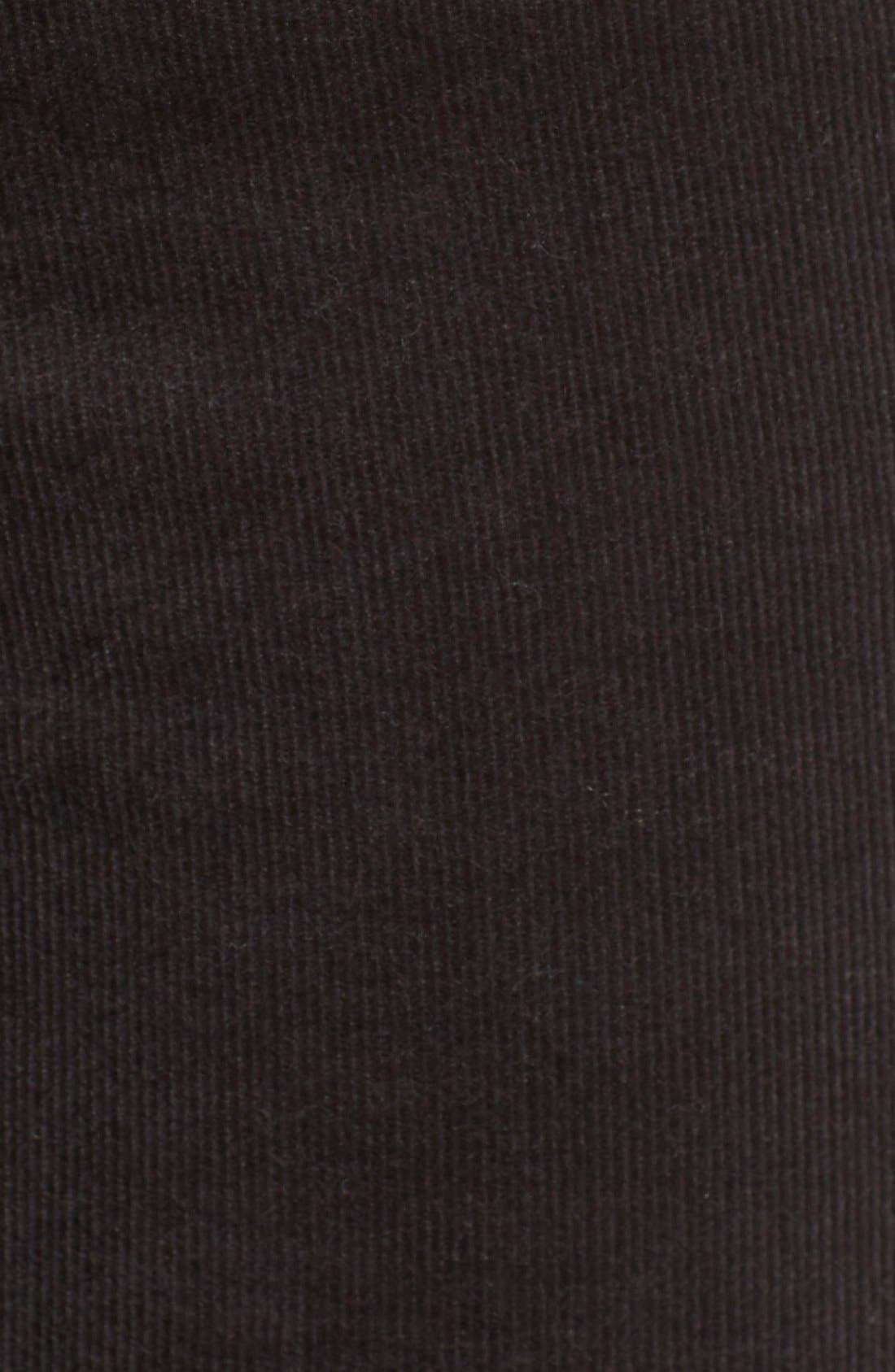 'Diana' Stretch Corduroy Skinny Pants,                             Alternate thumbnail 158, color,