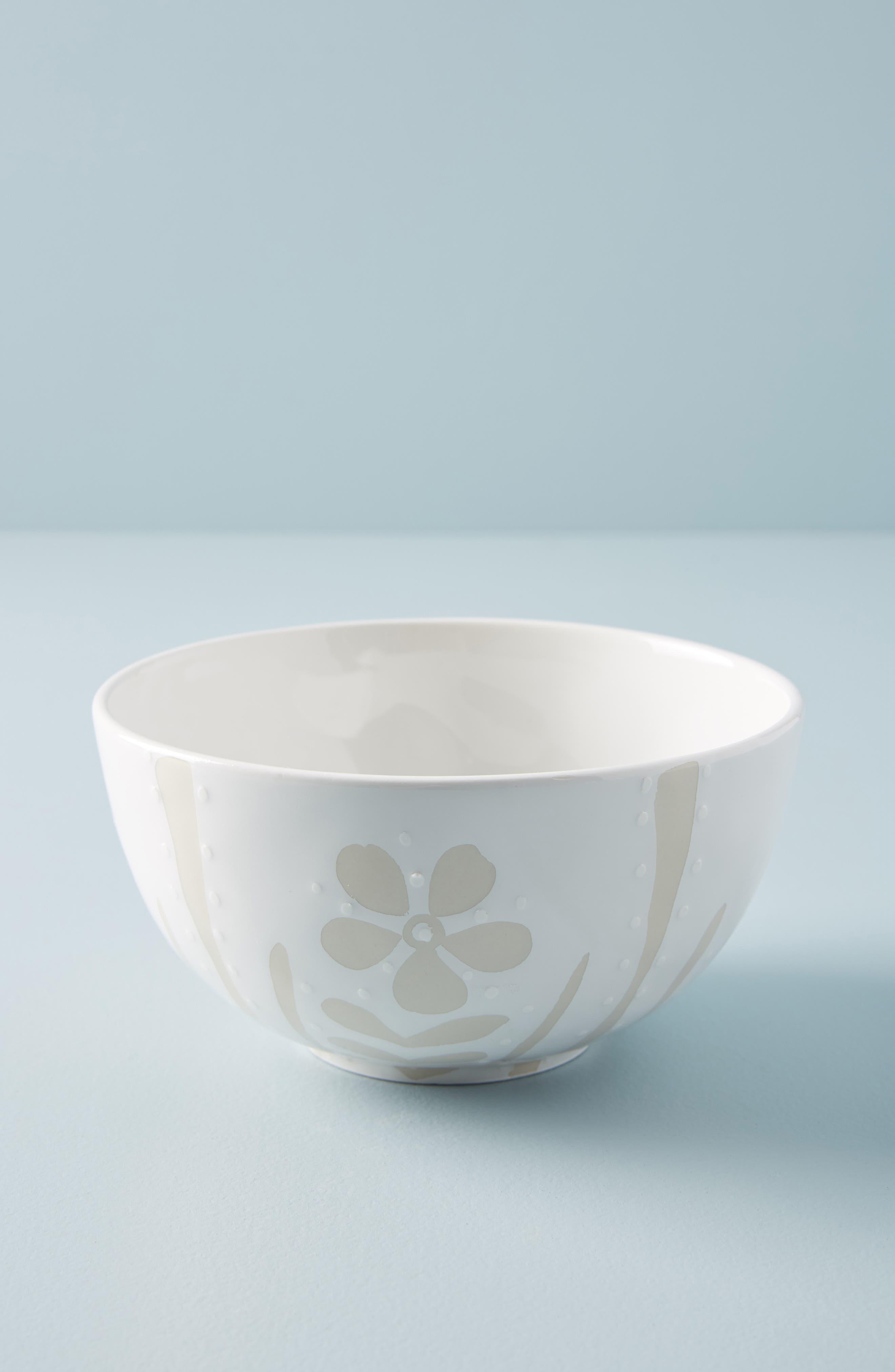 Vitti Bowl,                             Main thumbnail 1, color,                             WHITE
