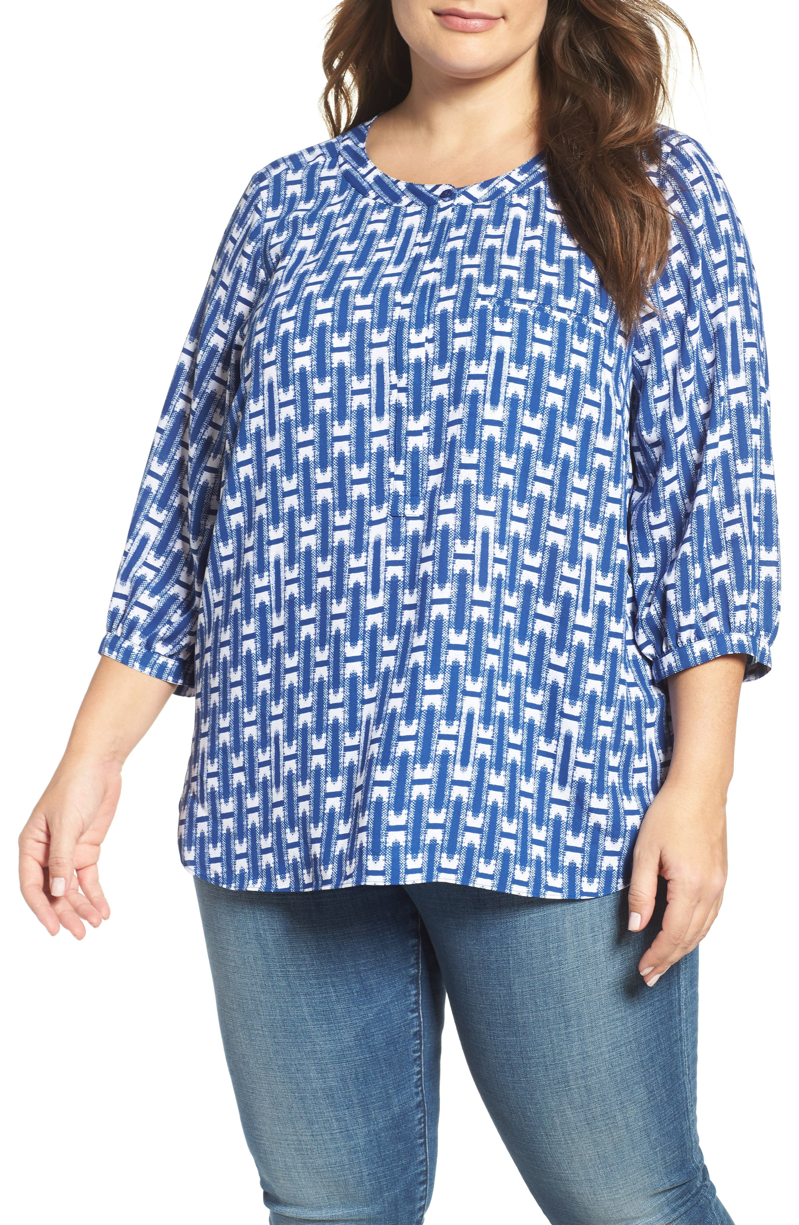 Henley Top,                             Alternate thumbnail 149, color,