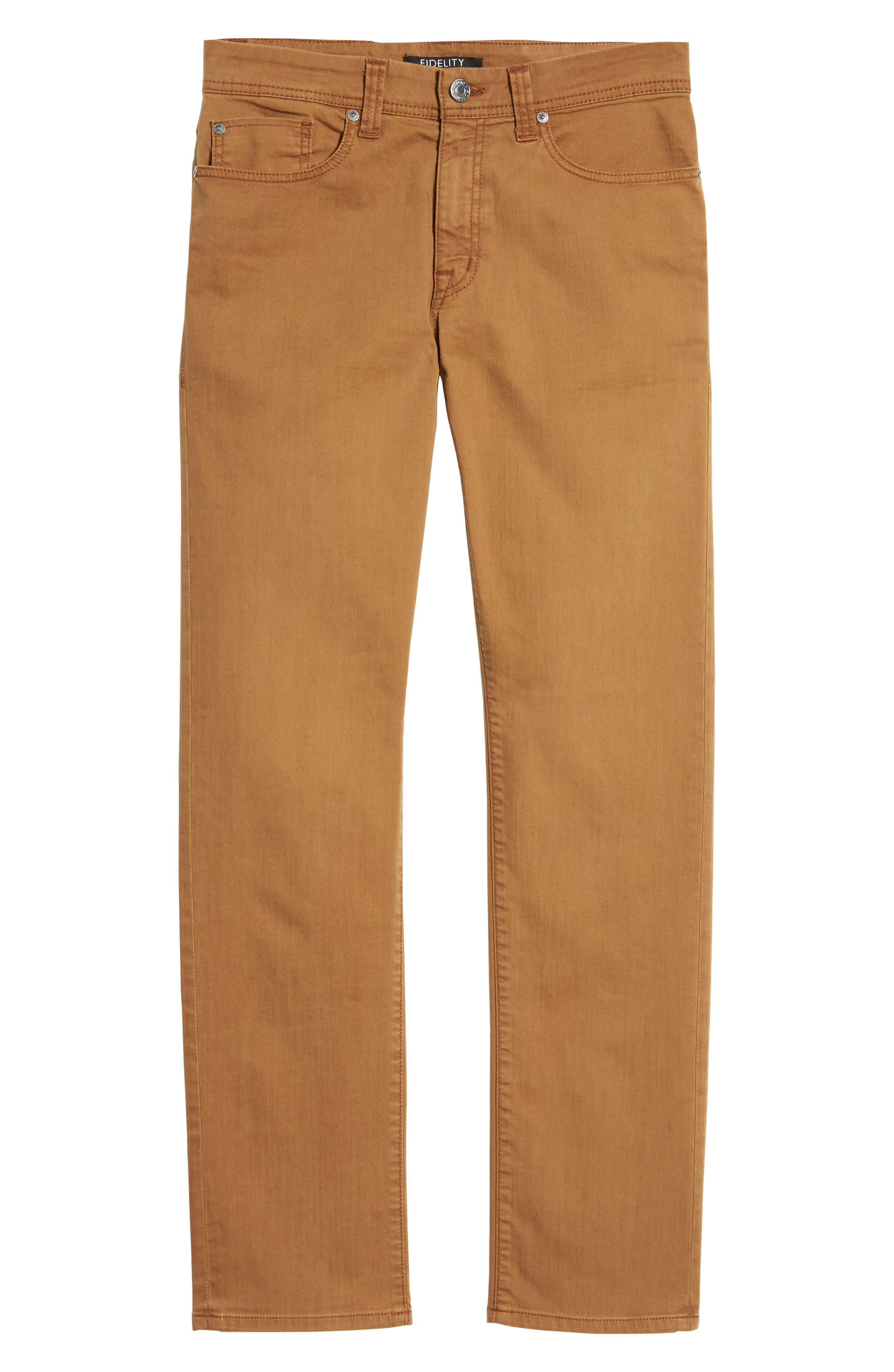 Jimmy Slim Straight Fit Jeans,                             Alternate thumbnail 6, color,                             300
