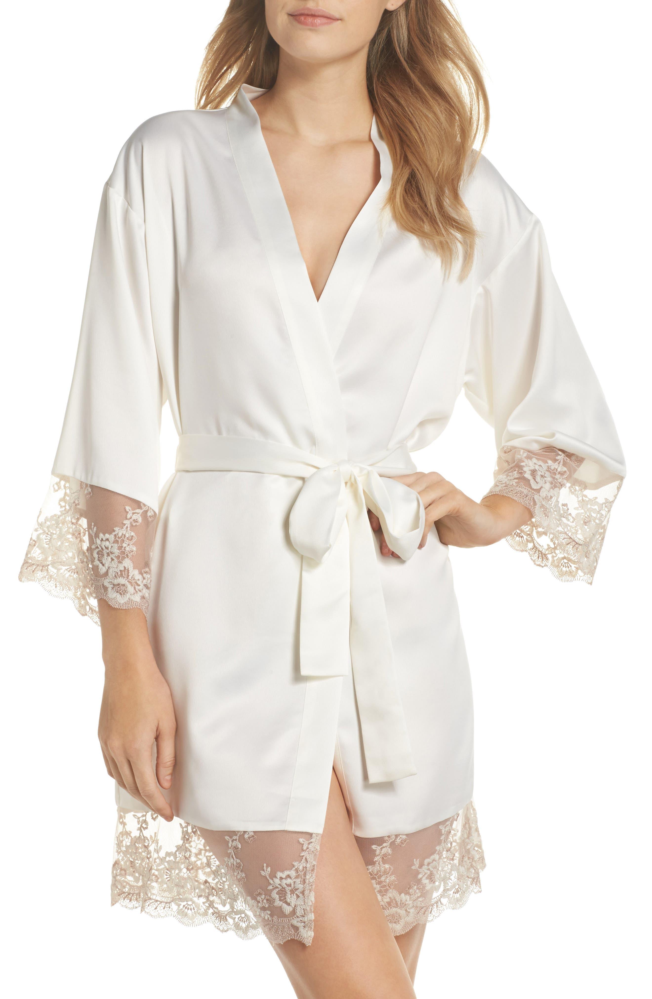 Rosa Kimono Robe,                         Main,                         color,
