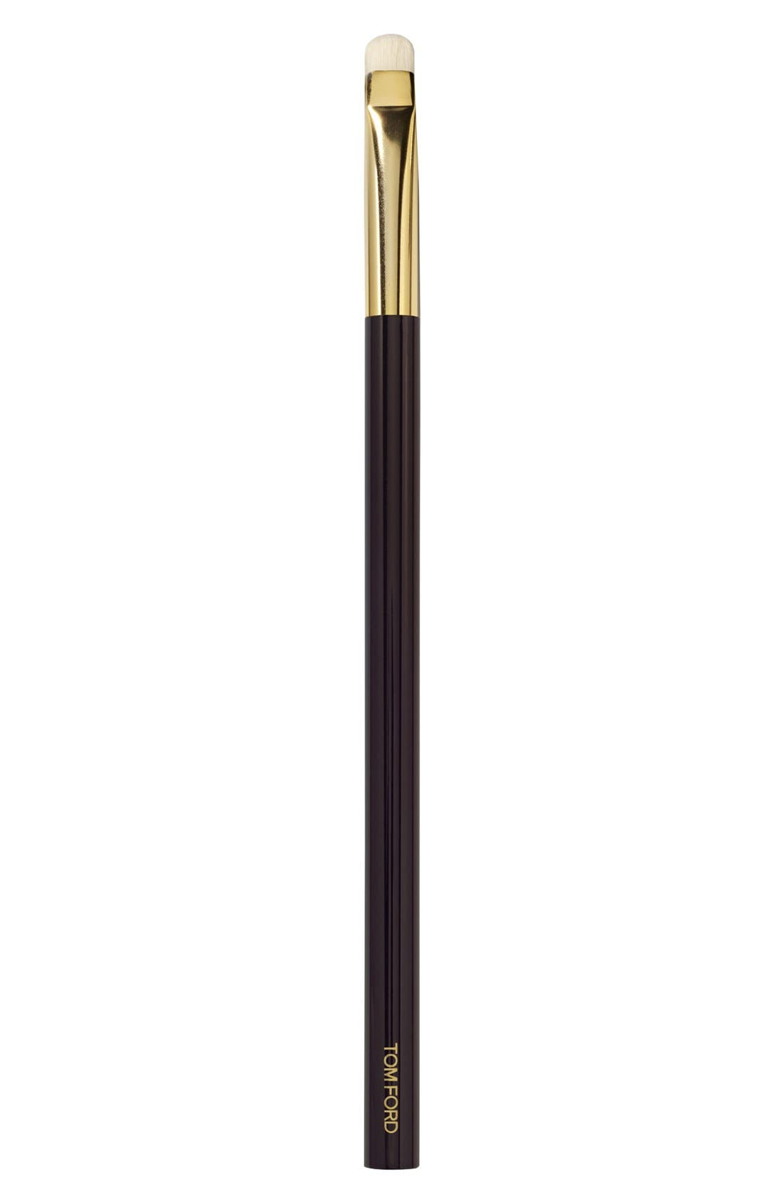 Eyeliner/Definer Brush 15,                             Main thumbnail 1, color,                             000