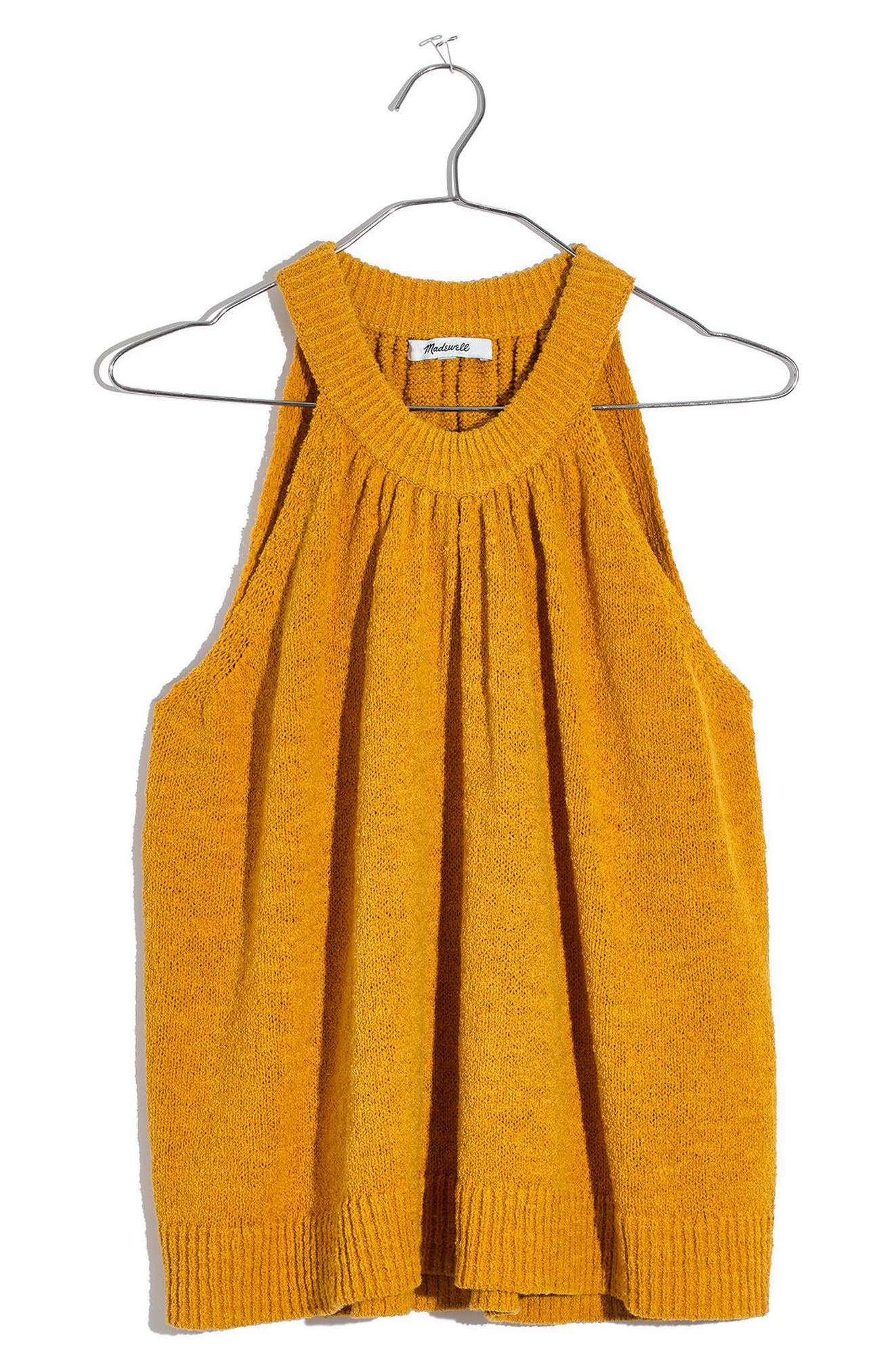 Gathered Sweater Tank,                         Main,                         color,