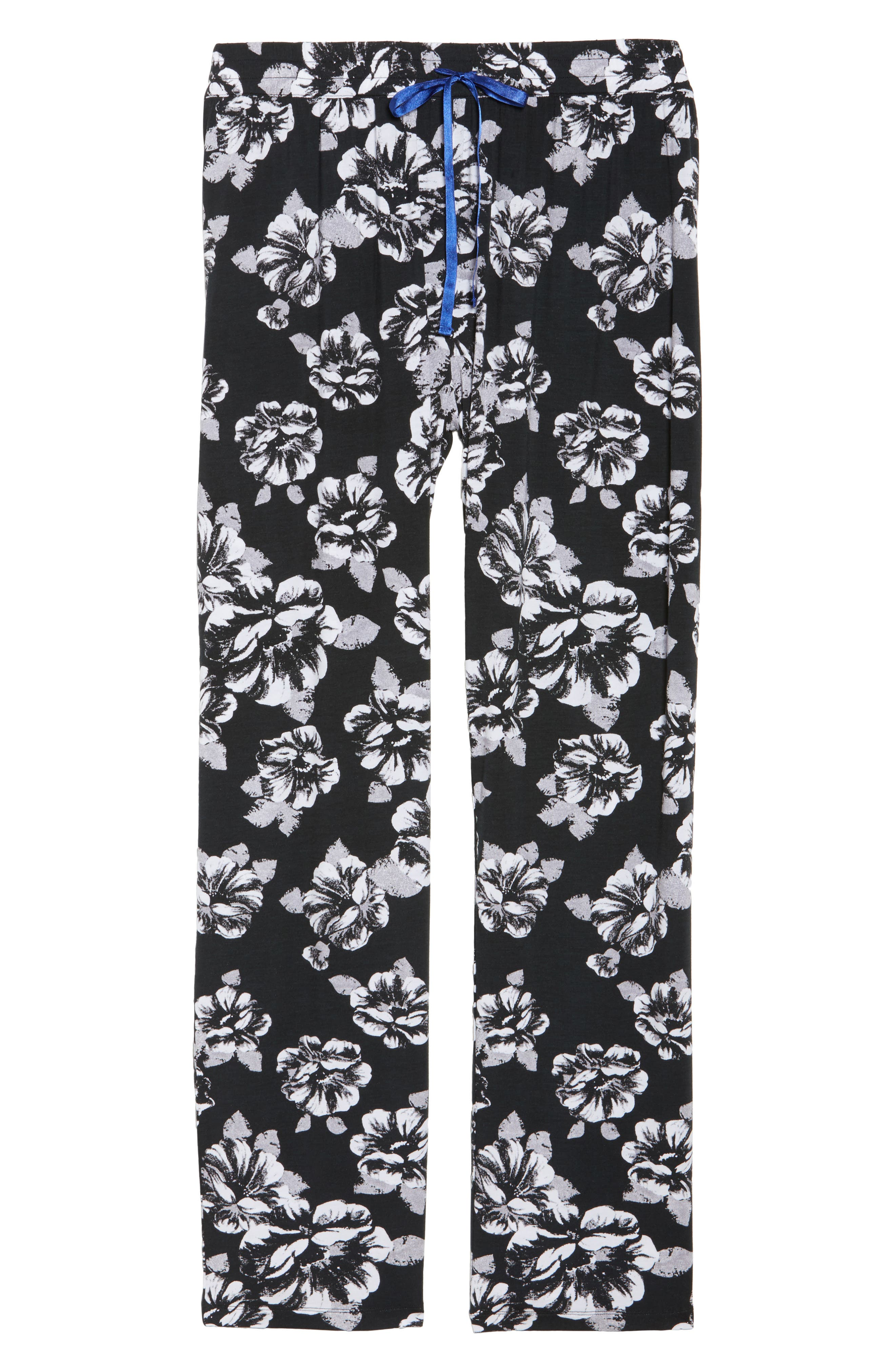 Pajama Pants,                             Alternate thumbnail 6, color,                             001