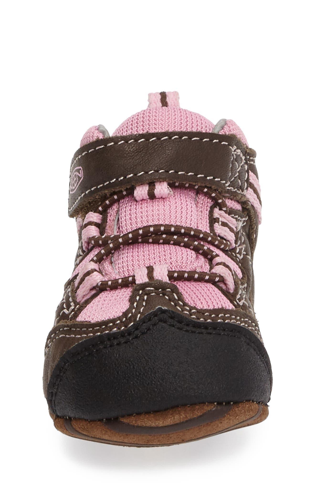 Targhee Crib Shoe,                             Alternate thumbnail 3, color,                             204