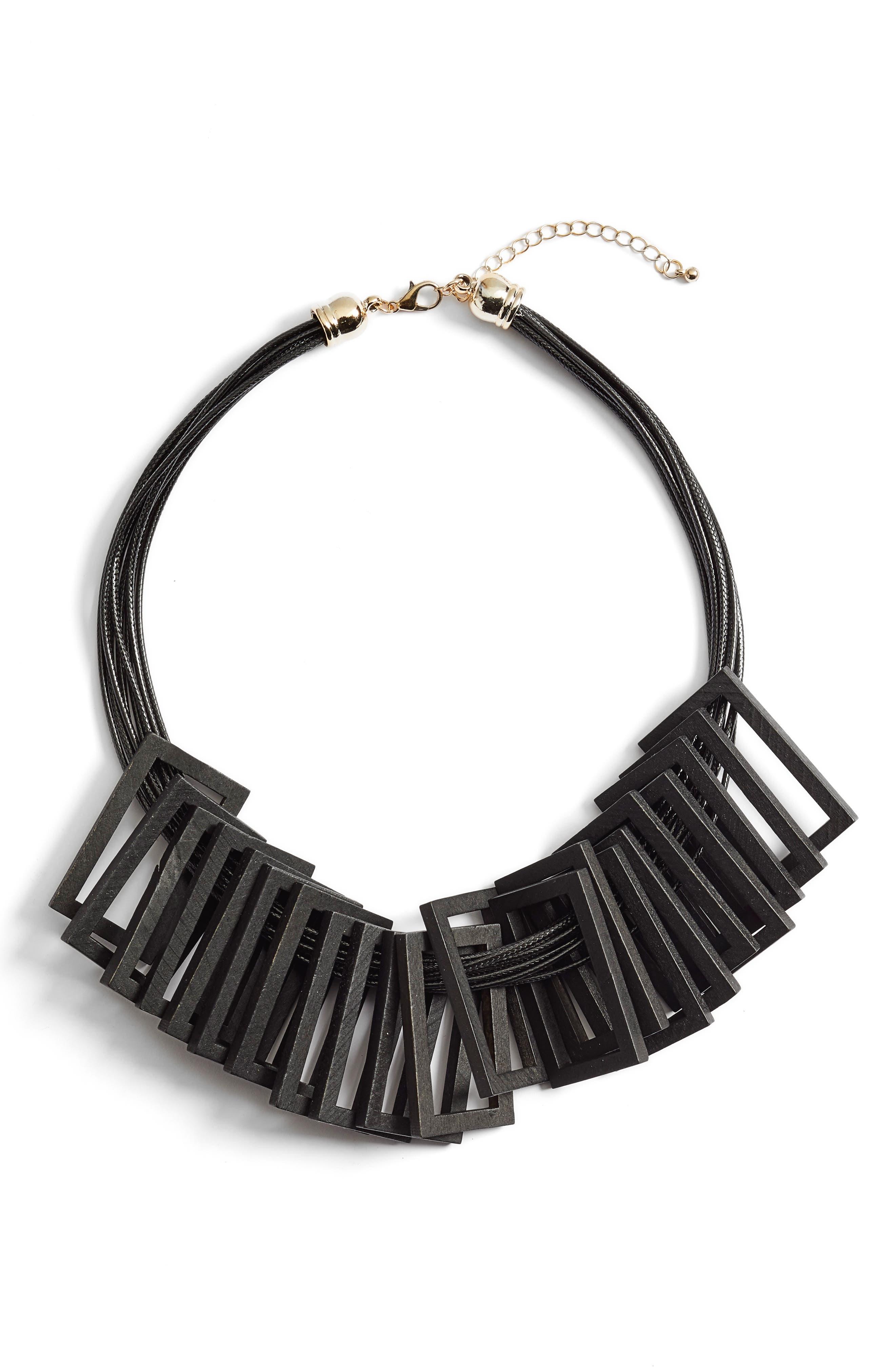 Balsam Collar Necklace,                             Main thumbnail 1, color,                             001