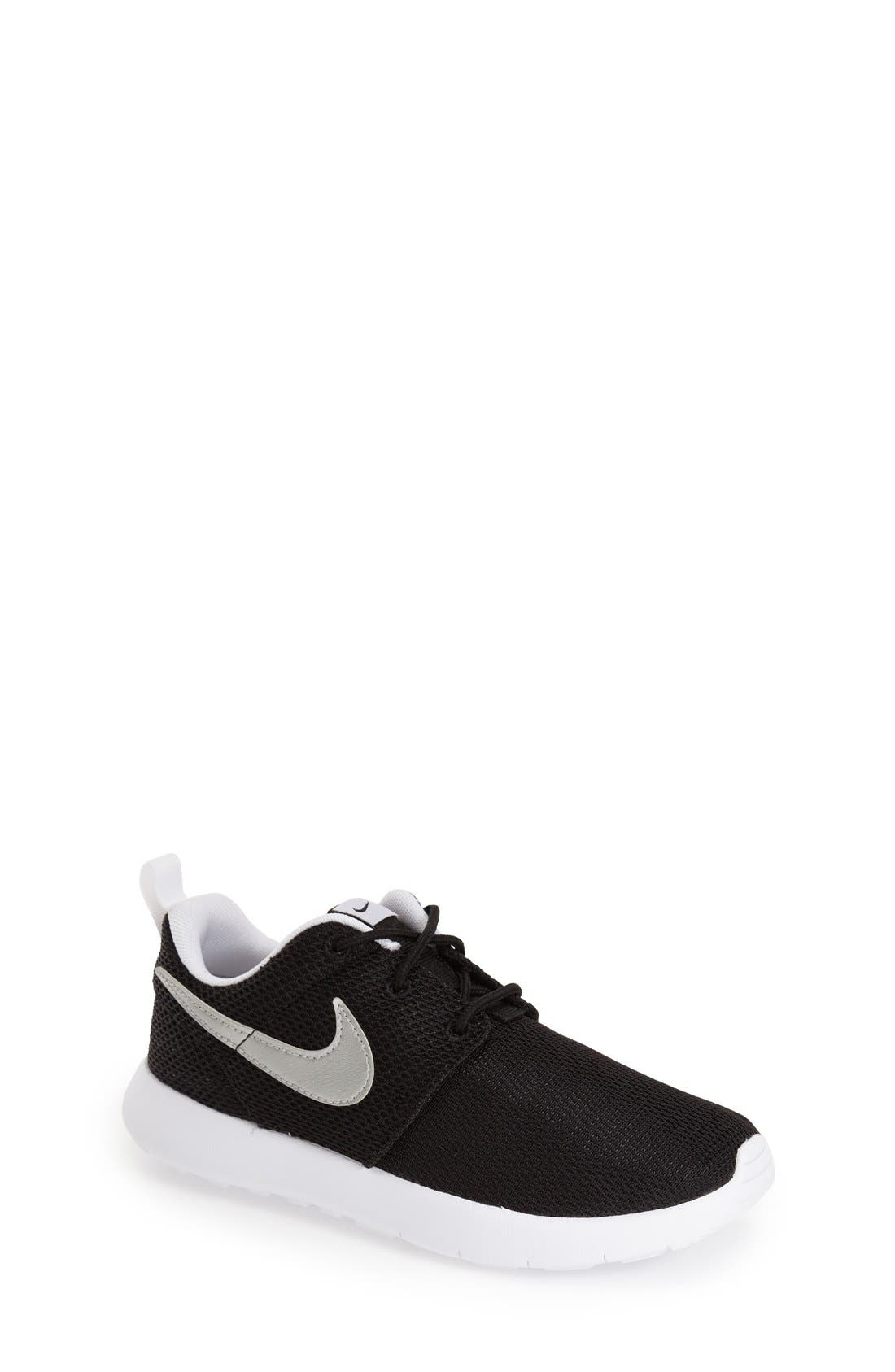 Roshe Run Sneaker,                             Main thumbnail 1, color,