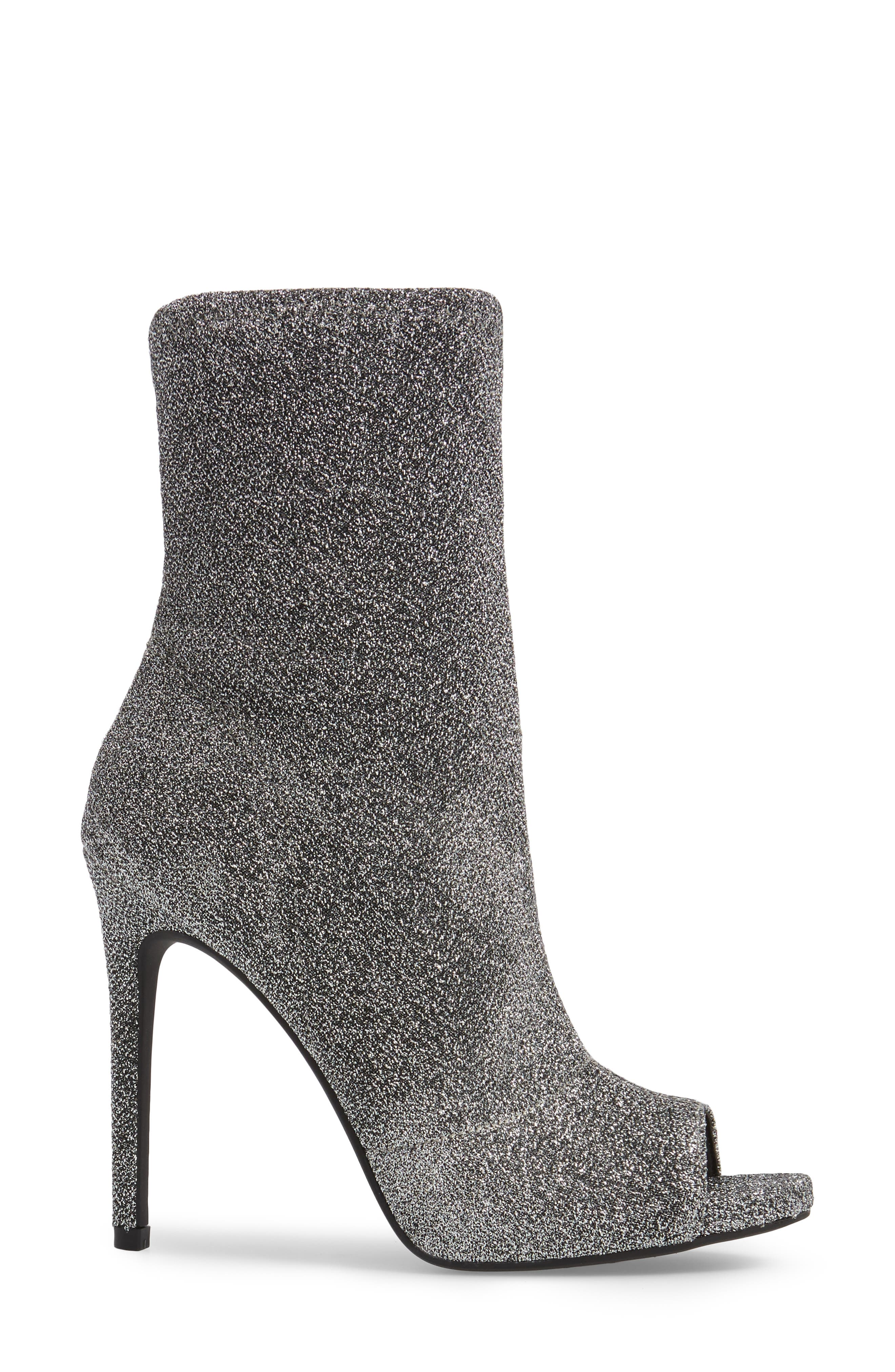 Rainer Peep Toe Bootie,                             Alternate thumbnail 8, color,