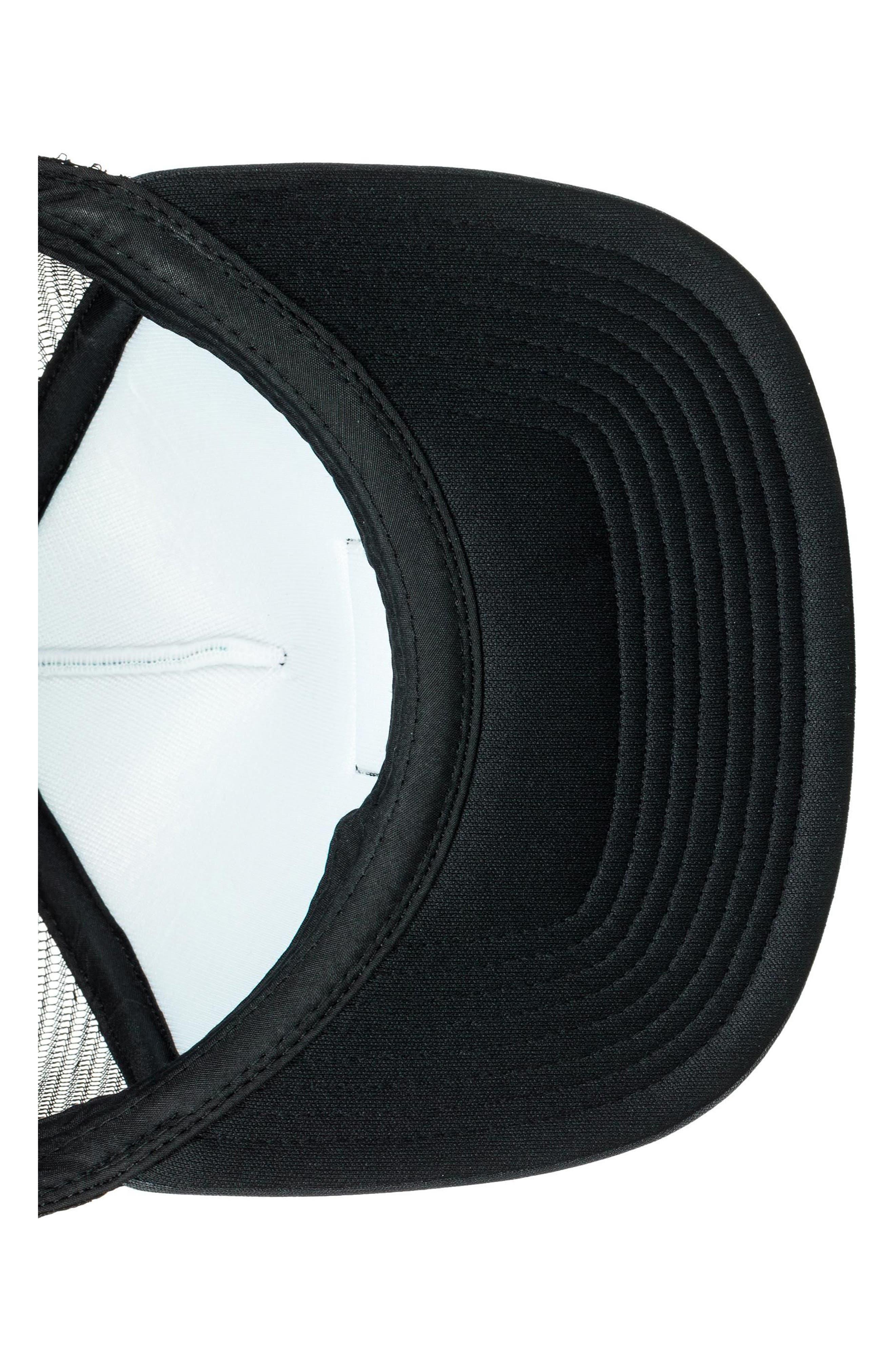 Brissells Trucker Hat,                             Alternate thumbnail 3, color,