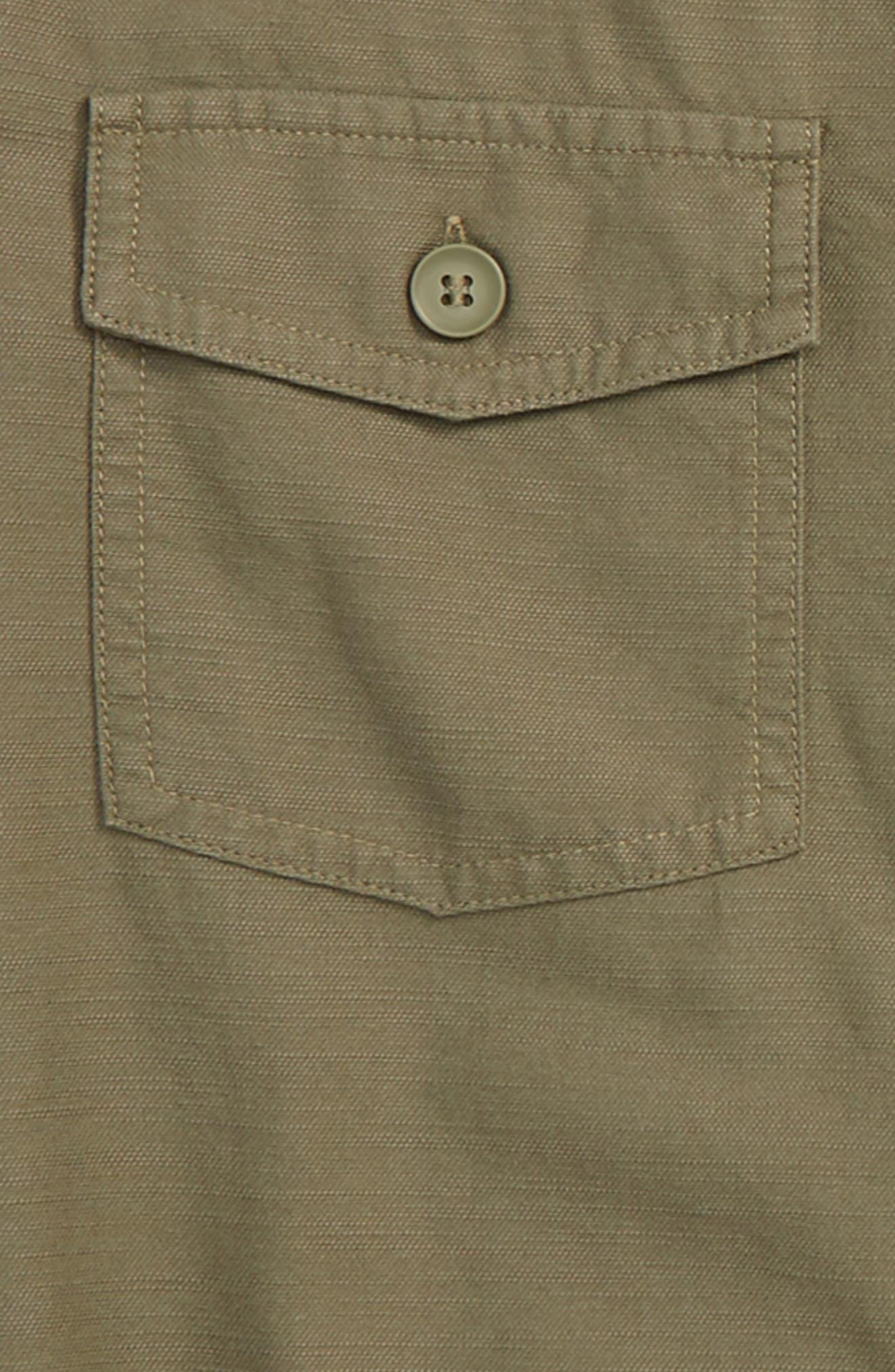 TREASURE & BOND,                             Utility Shirt,                             Alternate thumbnail 2, color,                             311
