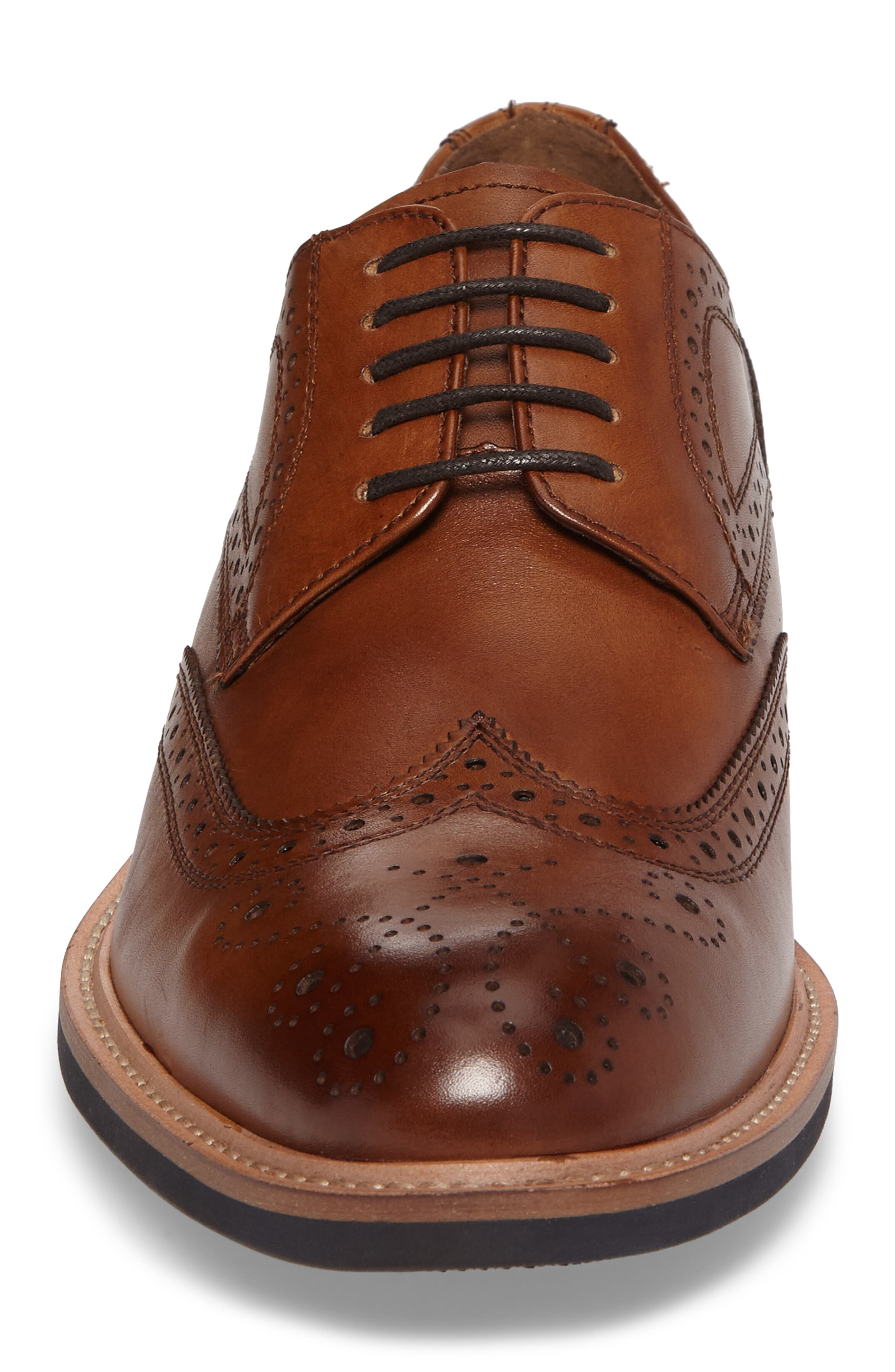 Kenneth Cole Reaction Wingtip,                             Alternate thumbnail 4, color,