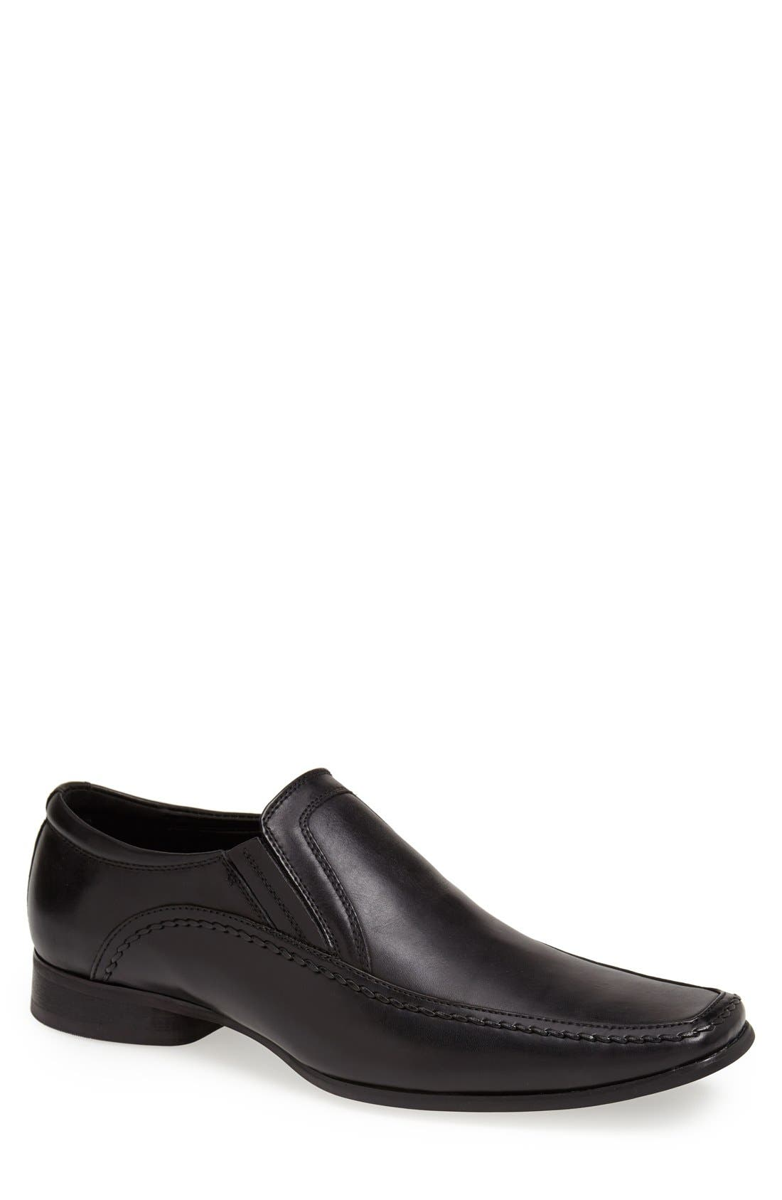 REACTION KENNETH COLE,                             'Key Note' Slip-On,                             Main thumbnail 1, color,                             001