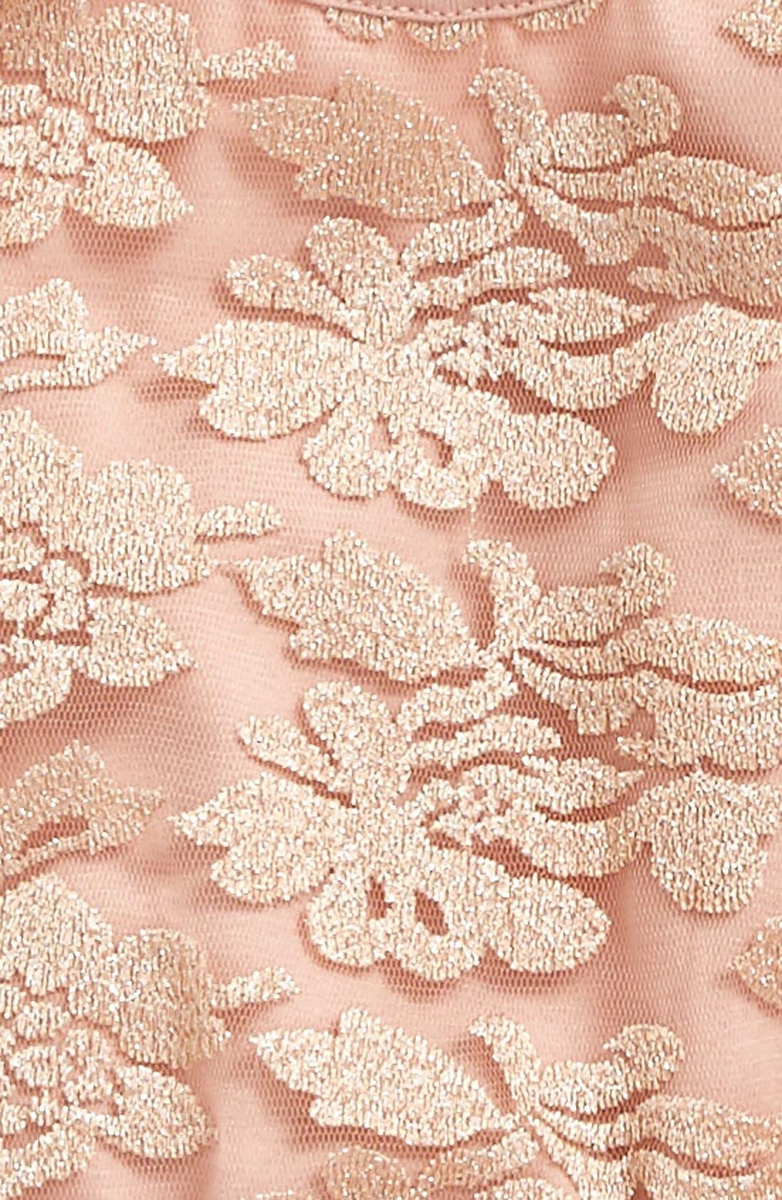 Lace Pettidress,                             Alternate thumbnail 2, color,                             653