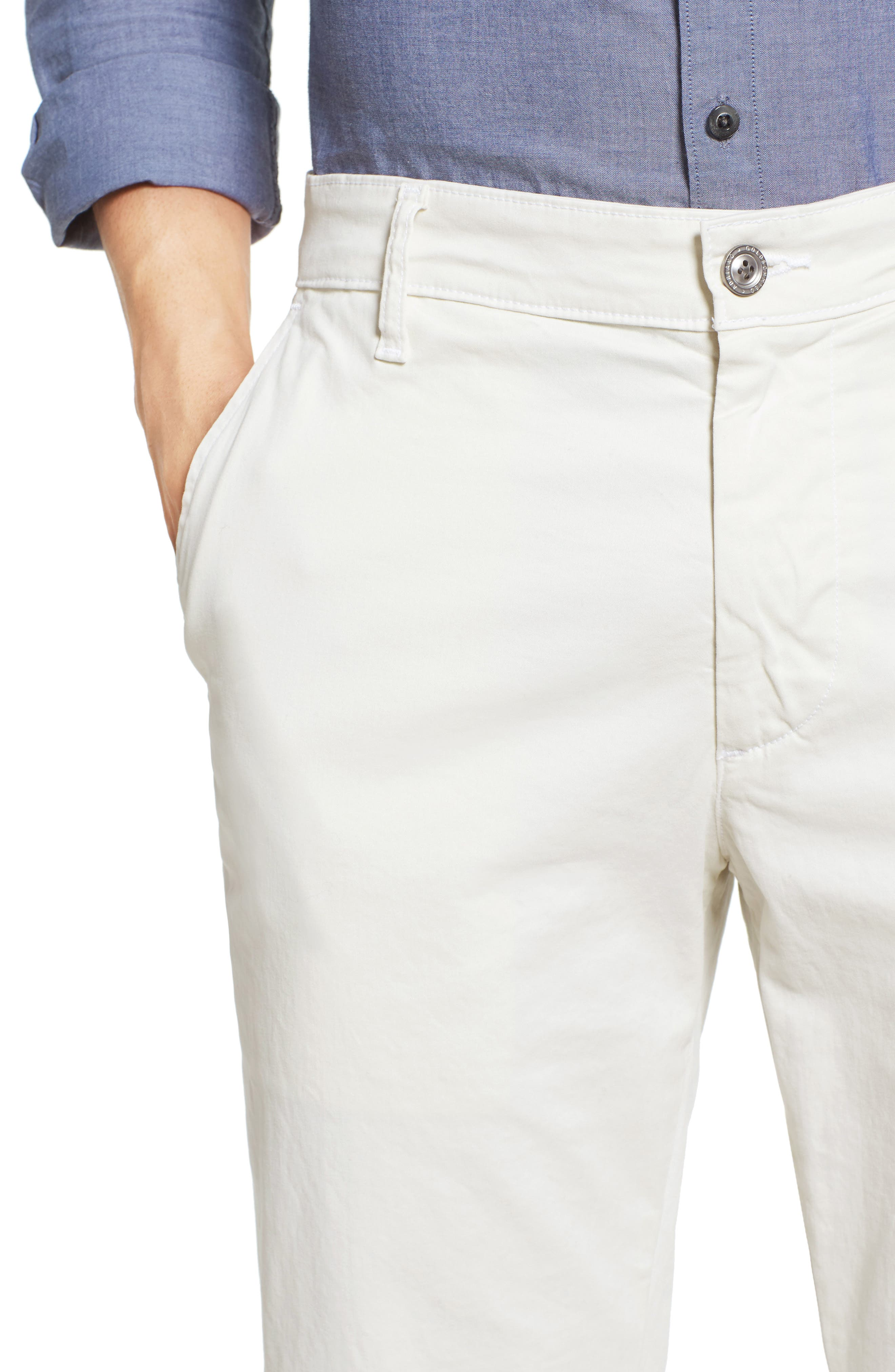 'The Lux' Tailored Straight Leg Chinos,                             Alternate thumbnail 45, color,