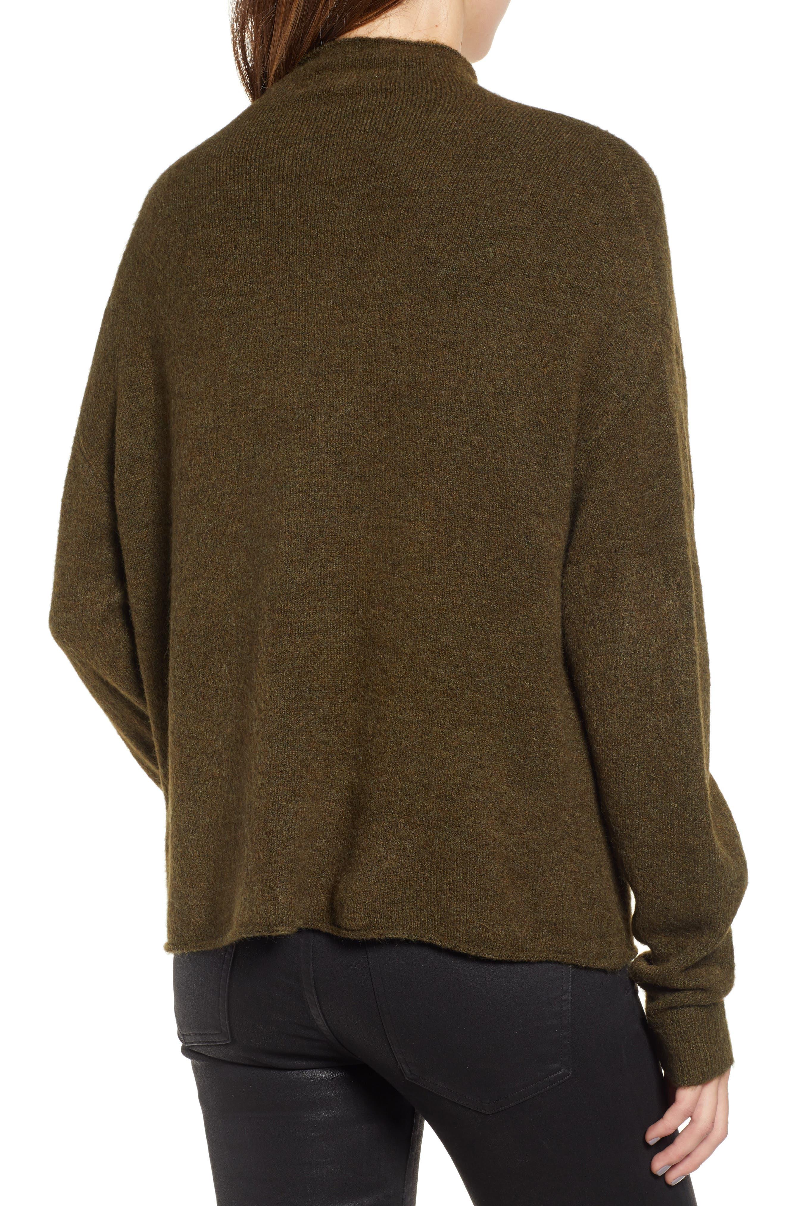 Cozy Mock Neck Sweater,                             Alternate thumbnail 2, color,                             301