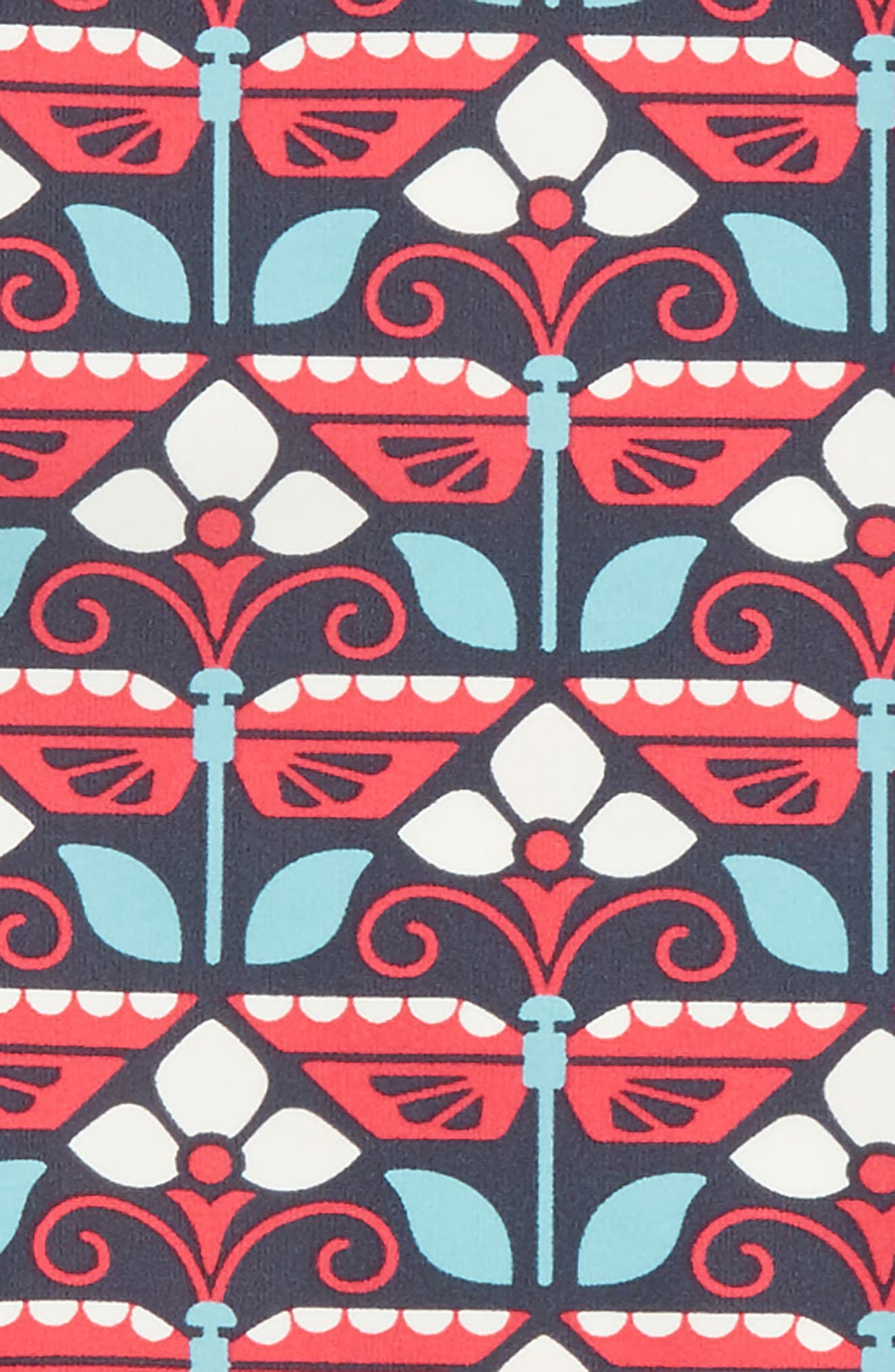 Kaleidoscope Two-Piece Rashguard Swimsuit,                             Alternate thumbnail 2, color,                             411