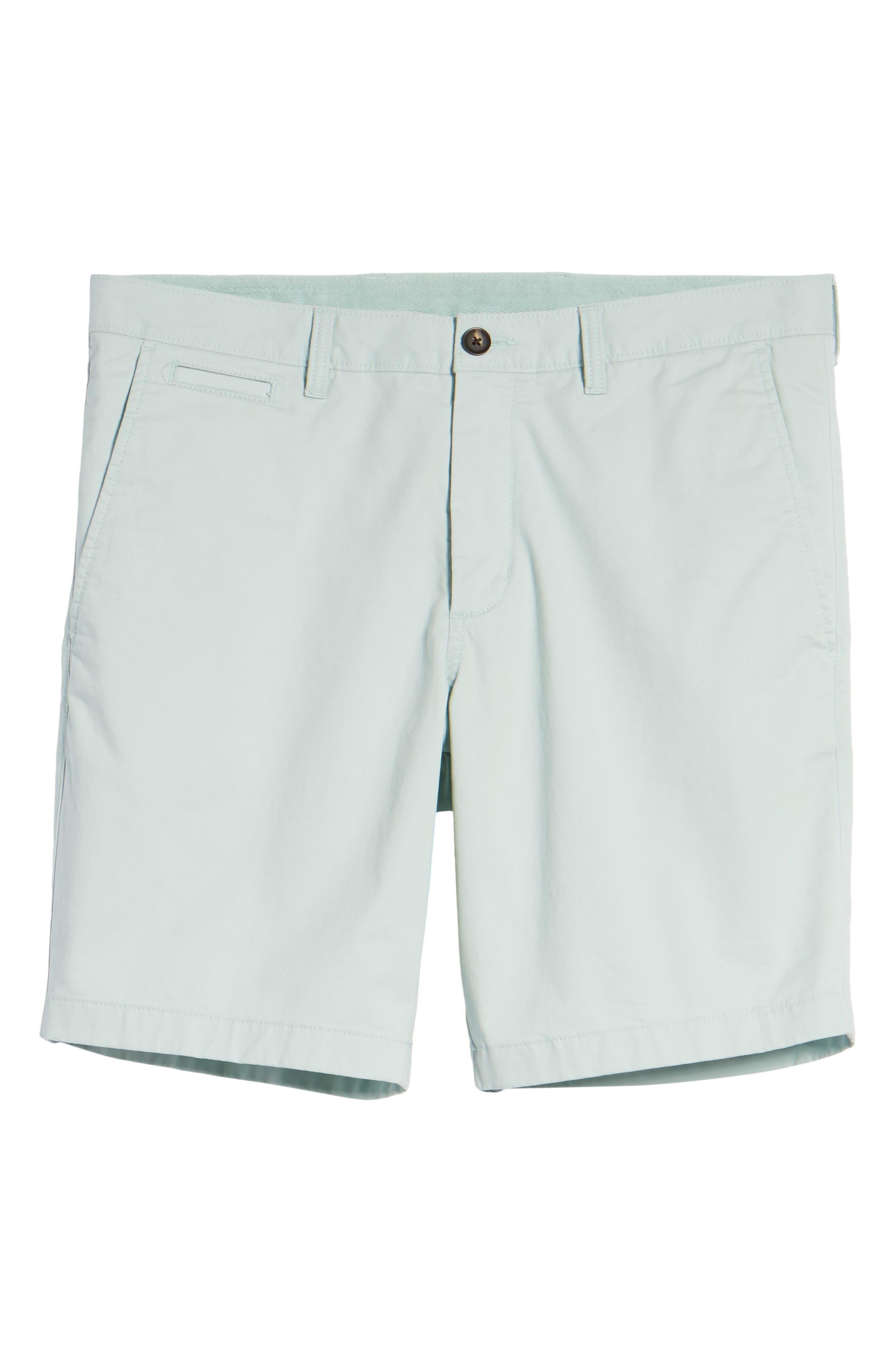 Ballard Slim Fit Stretch Chino 9-Inch Shorts,                             Alternate thumbnail 68, color,