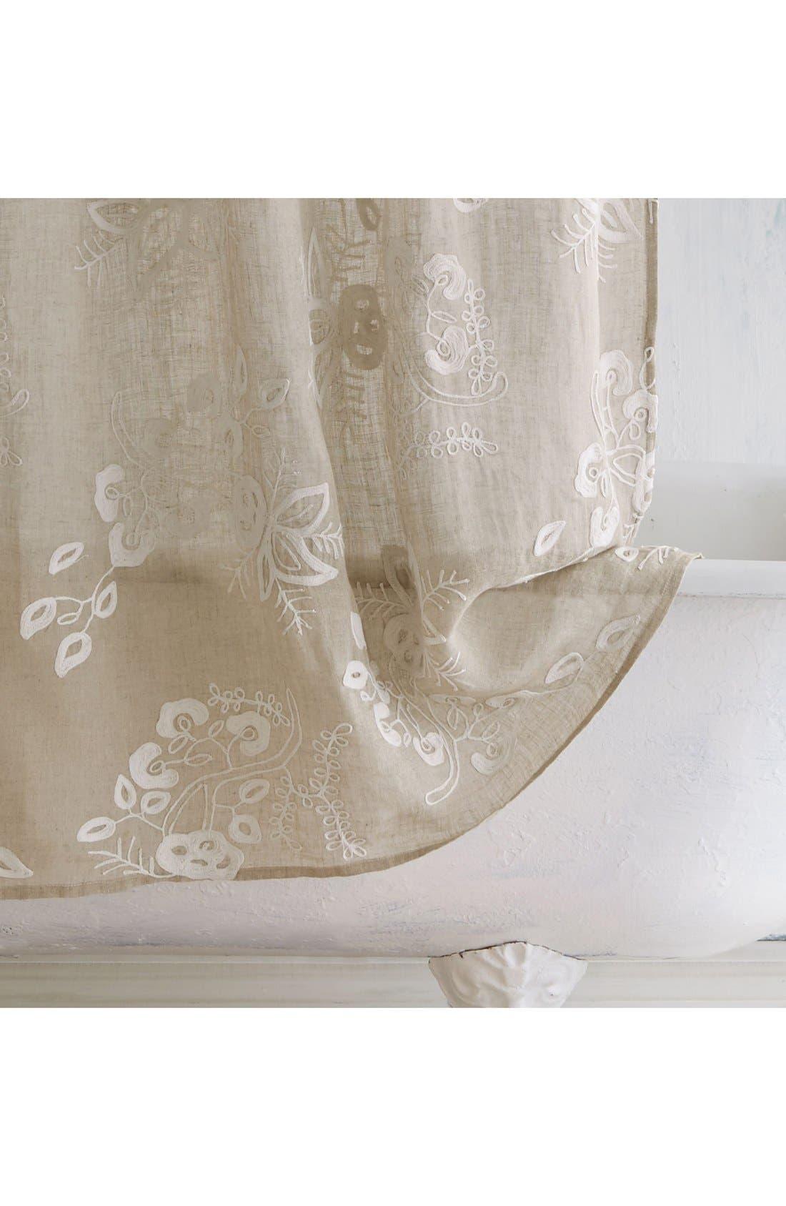 'Pasak' Shower Curtain,                             Alternate thumbnail 2, color,                             105