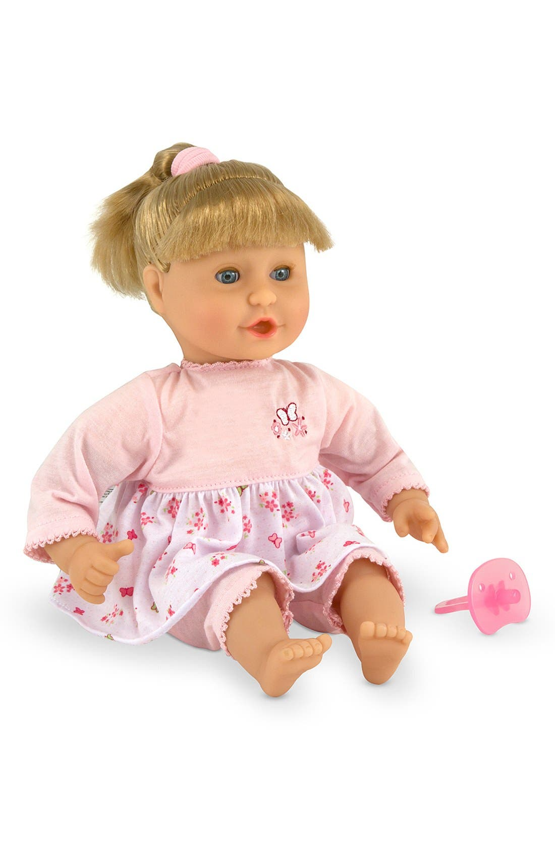 'Mine to Love - Natalie' Doll,                             Main thumbnail 1, color,                             PINK