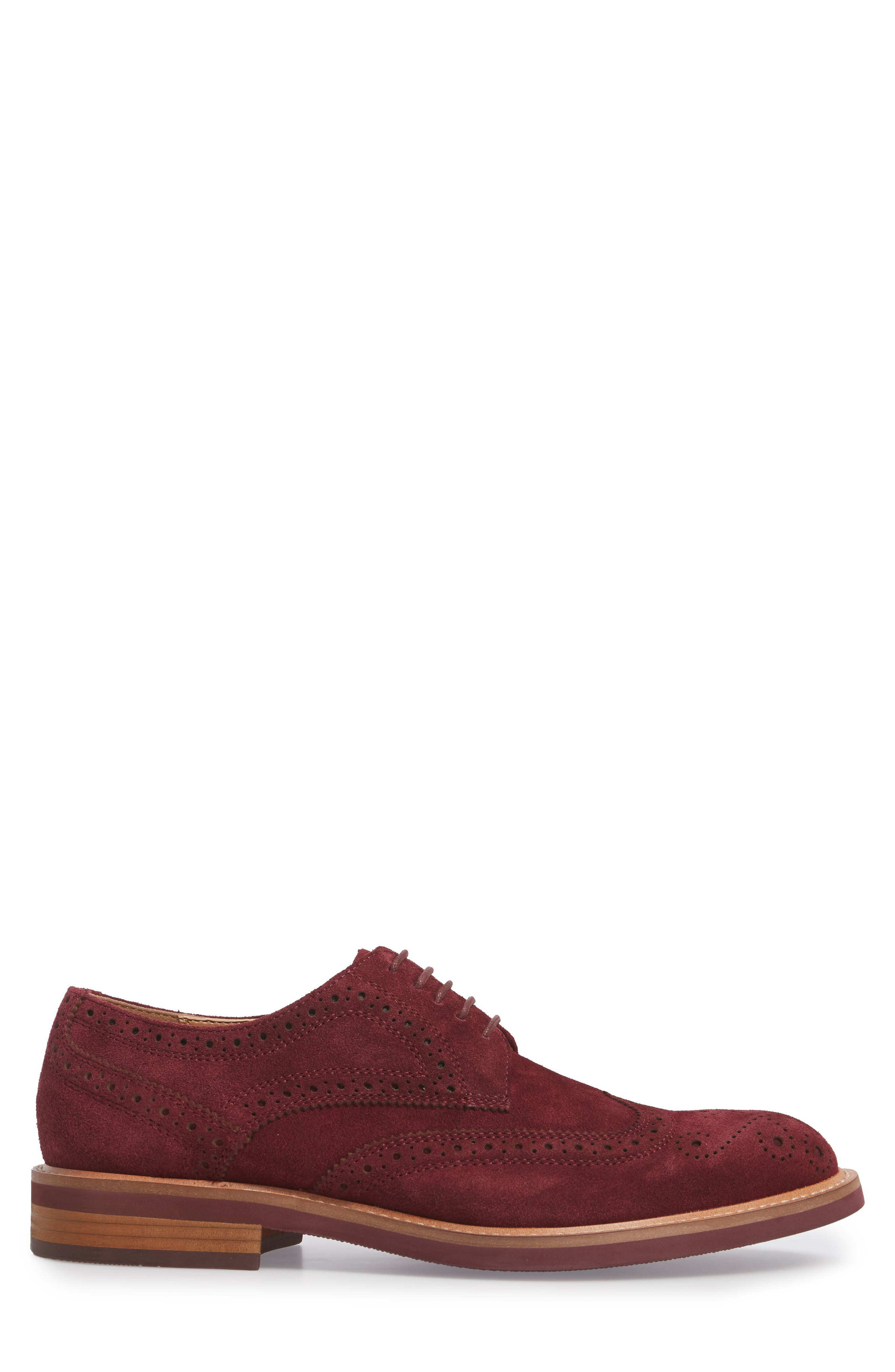 Kenneth Cole Reaction Wingtip,                             Alternate thumbnail 12, color,