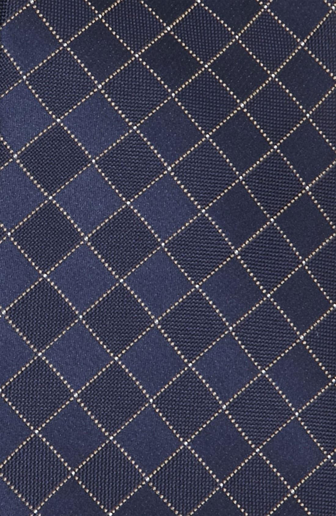 Woven Silk Tie,                             Alternate thumbnail 9, color,