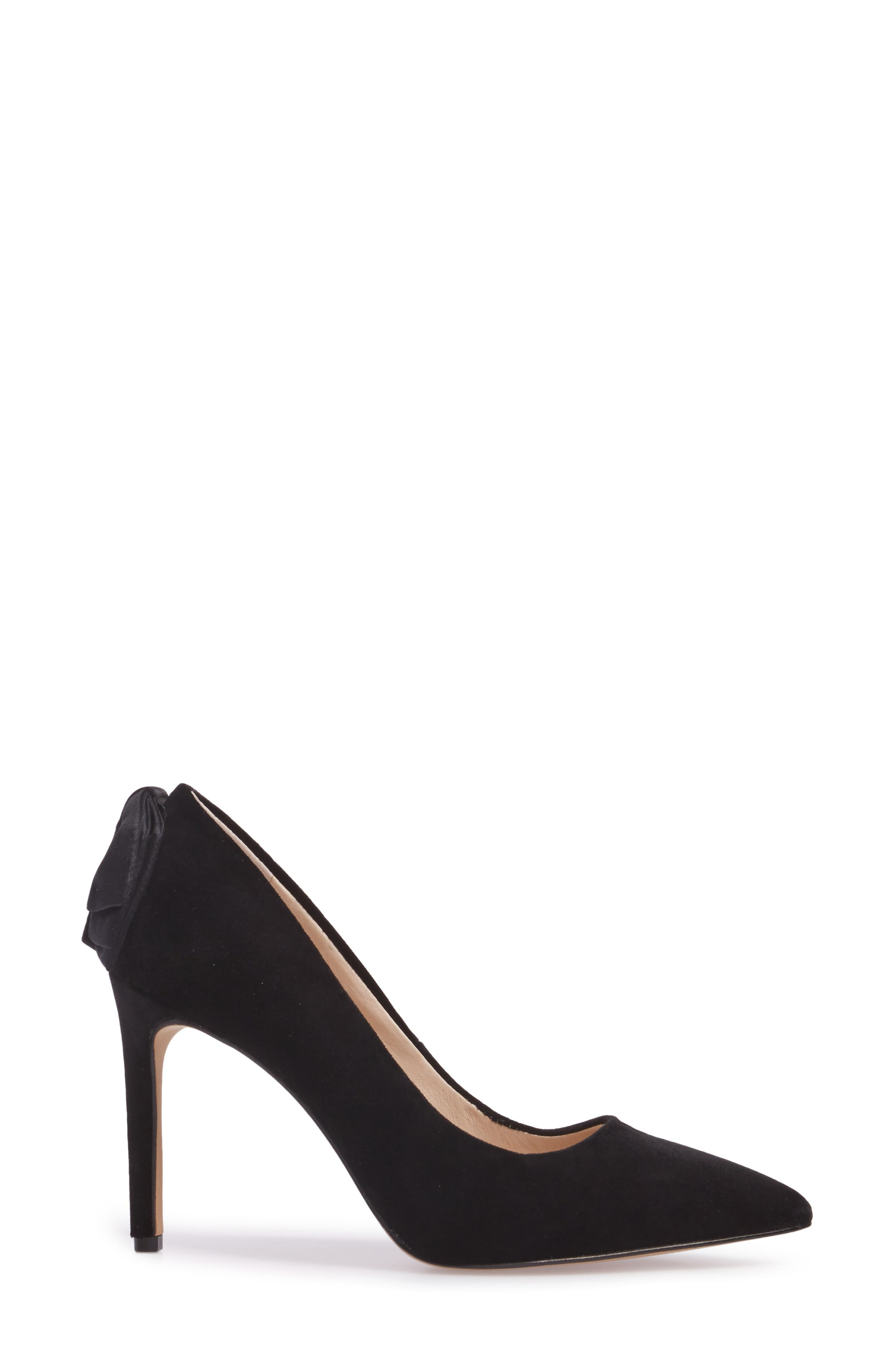 Josely Pointy Toe Pump,                             Alternate thumbnail 7, color,