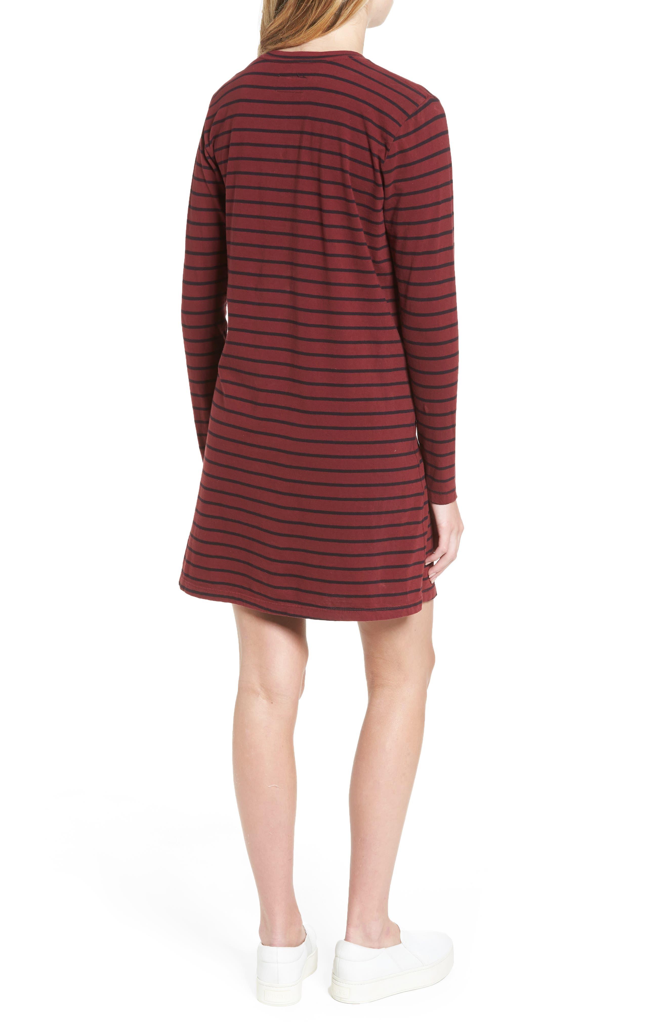 The Beatnik T-Shirt Dress,                             Alternate thumbnail 2, color,                             601