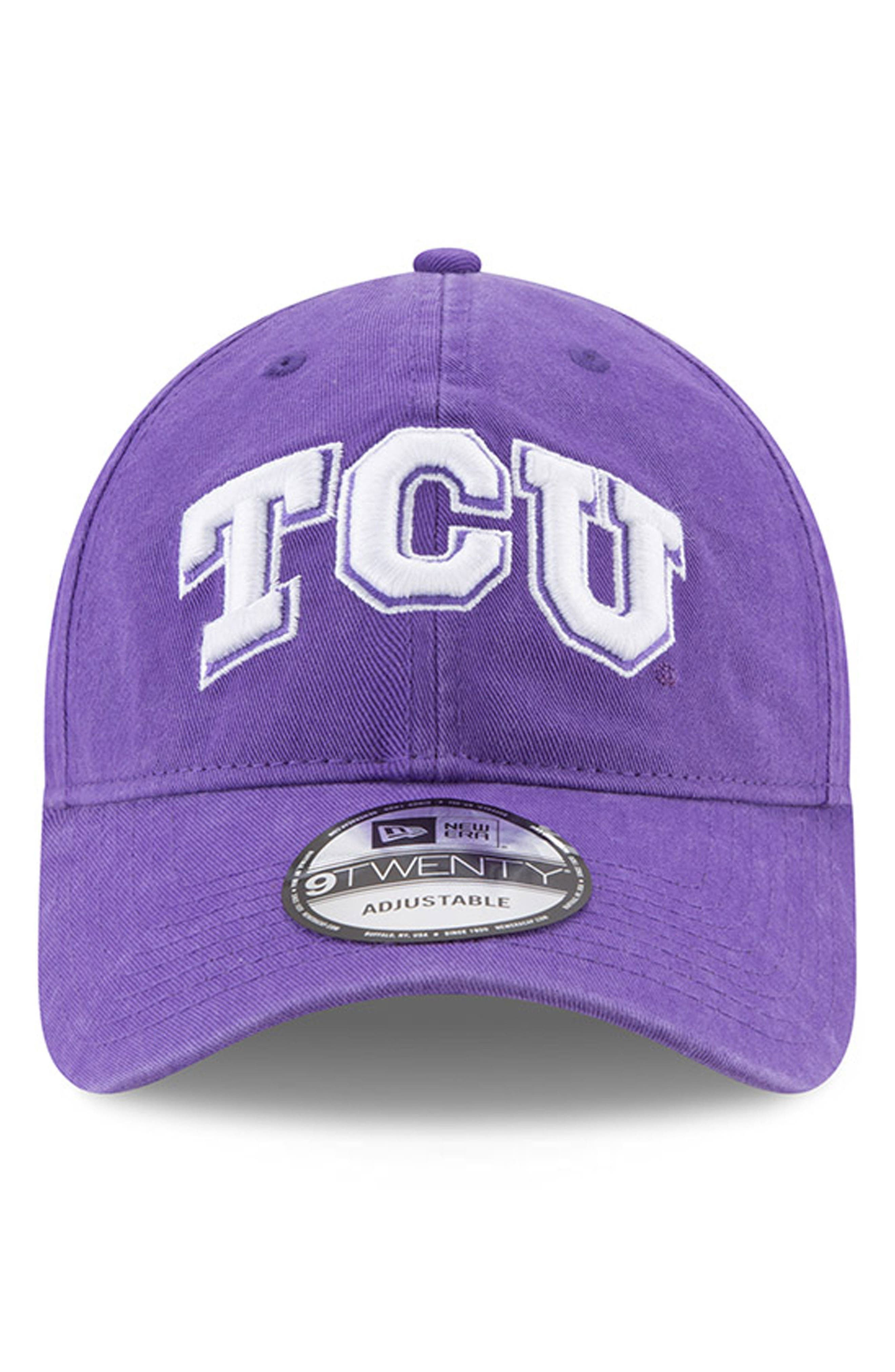 Collegiate Core Classic Baseball Cap,                             Alternate thumbnail 2, color,