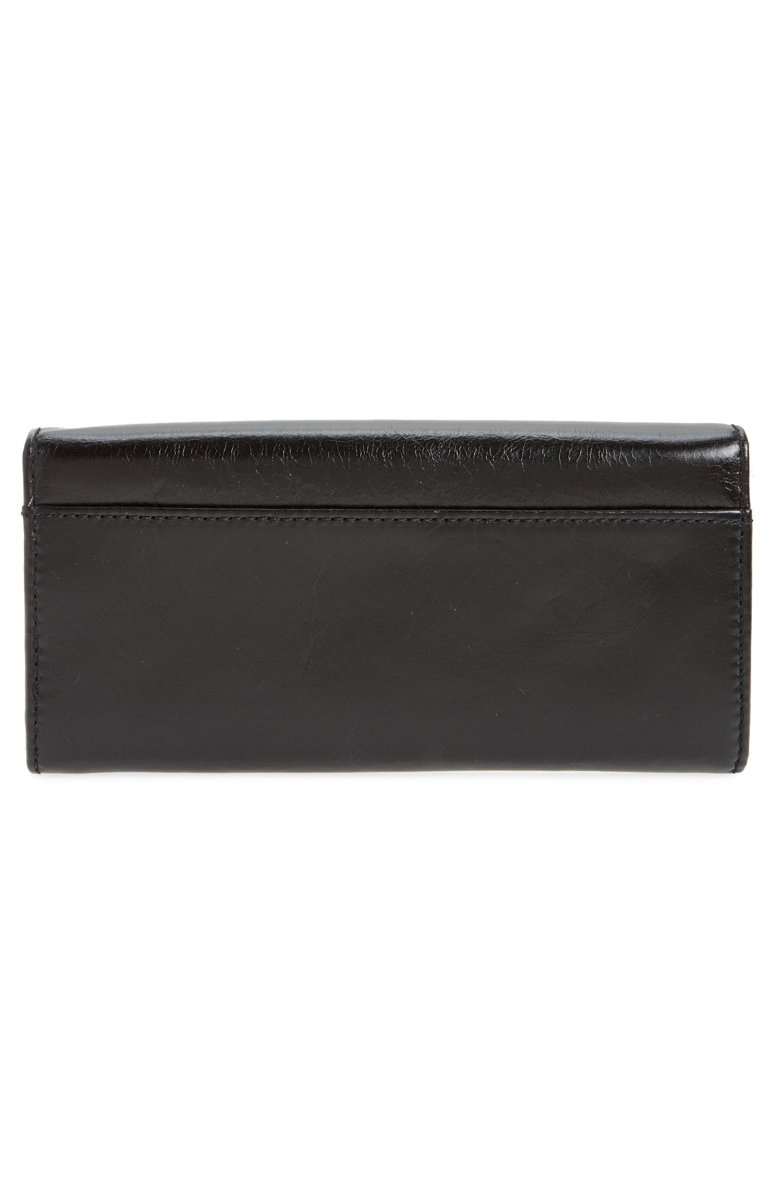 Rider Leather Wallet,                             Alternate thumbnail 3, color,                             001