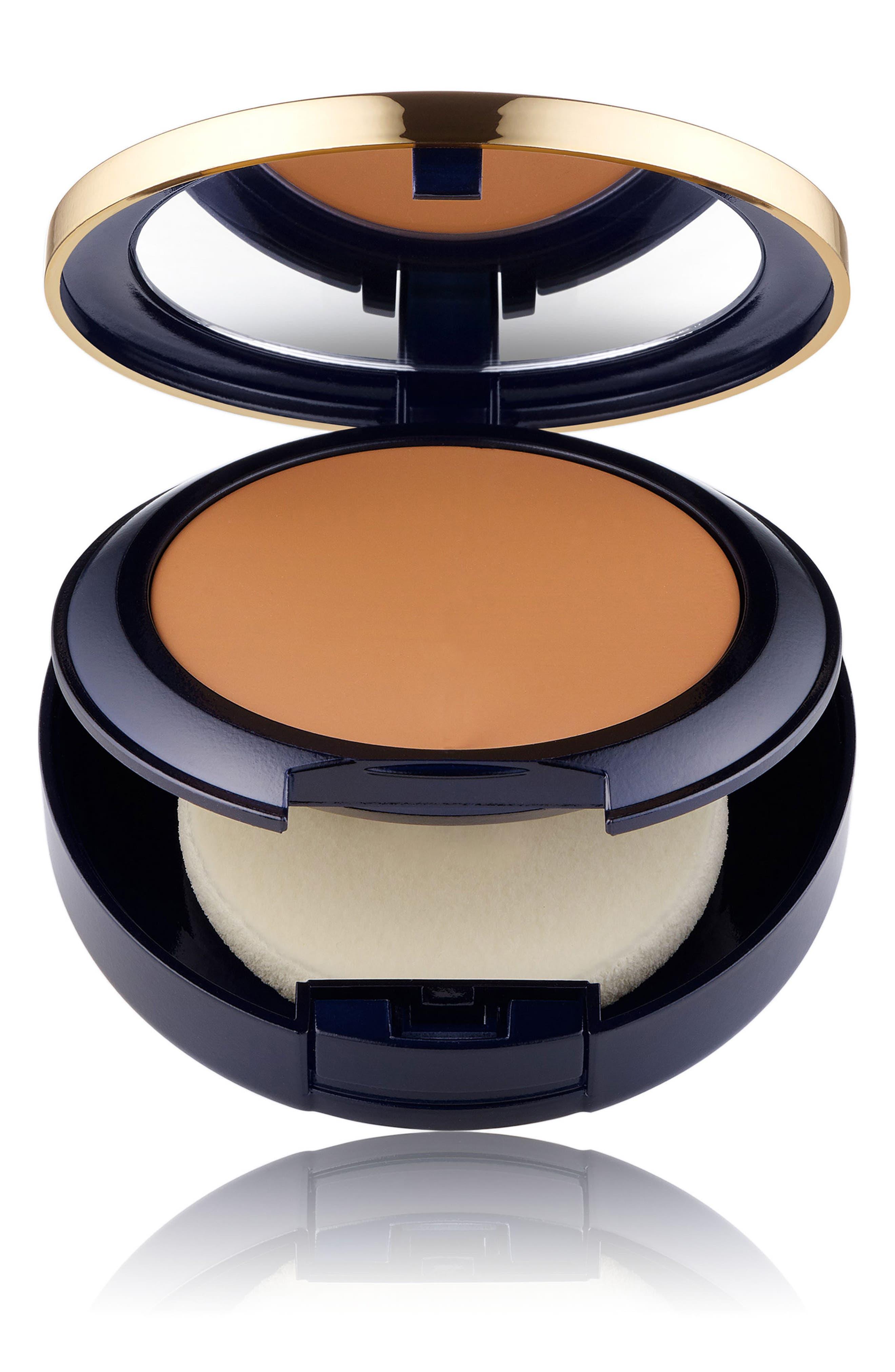 Estee Lauder Double Wear Stay In Place Matte Powder Foundation - 7W1 Deep Spice