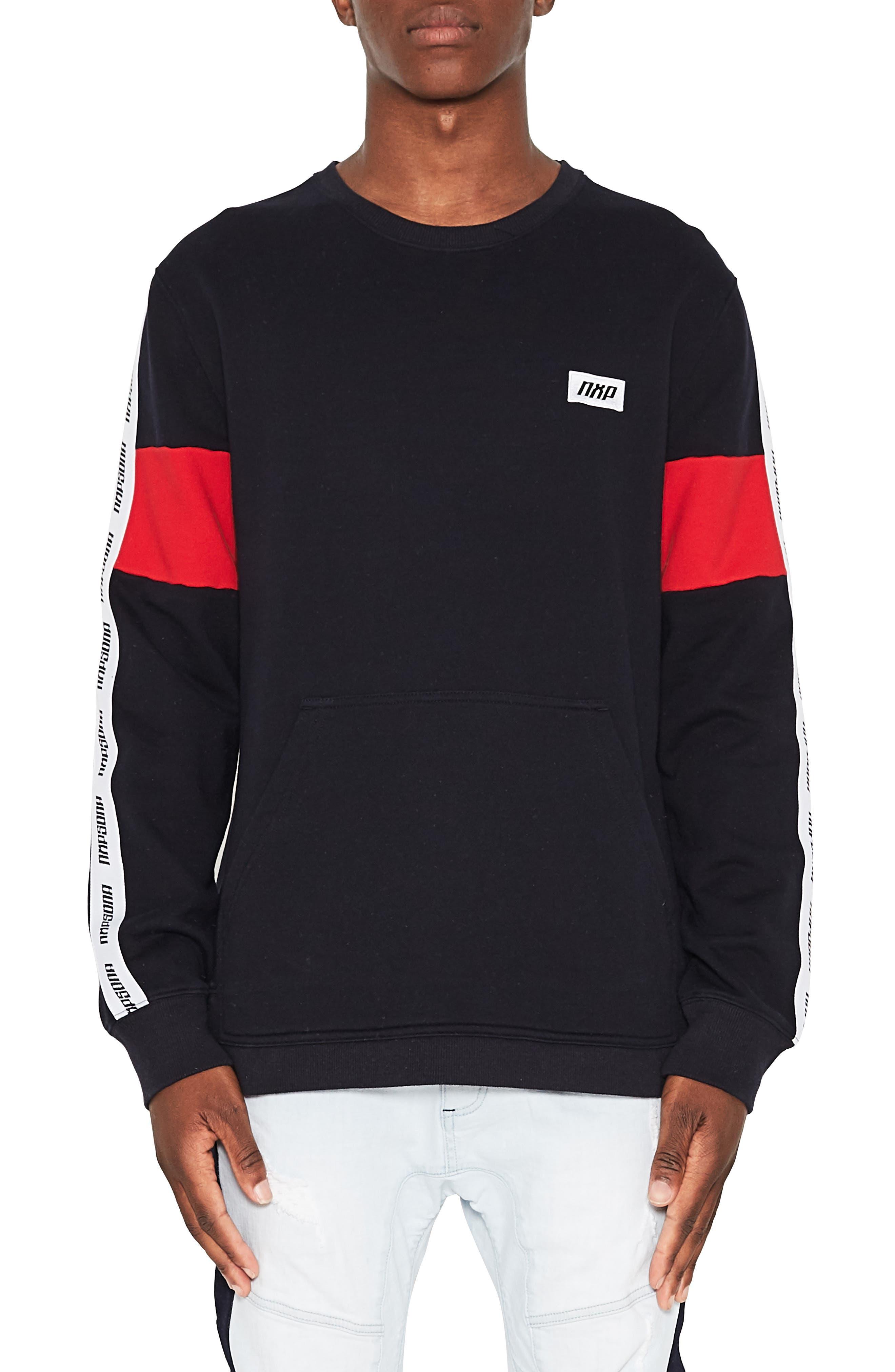 NXP Dragon Crewneck Sweatshirt in Graphite