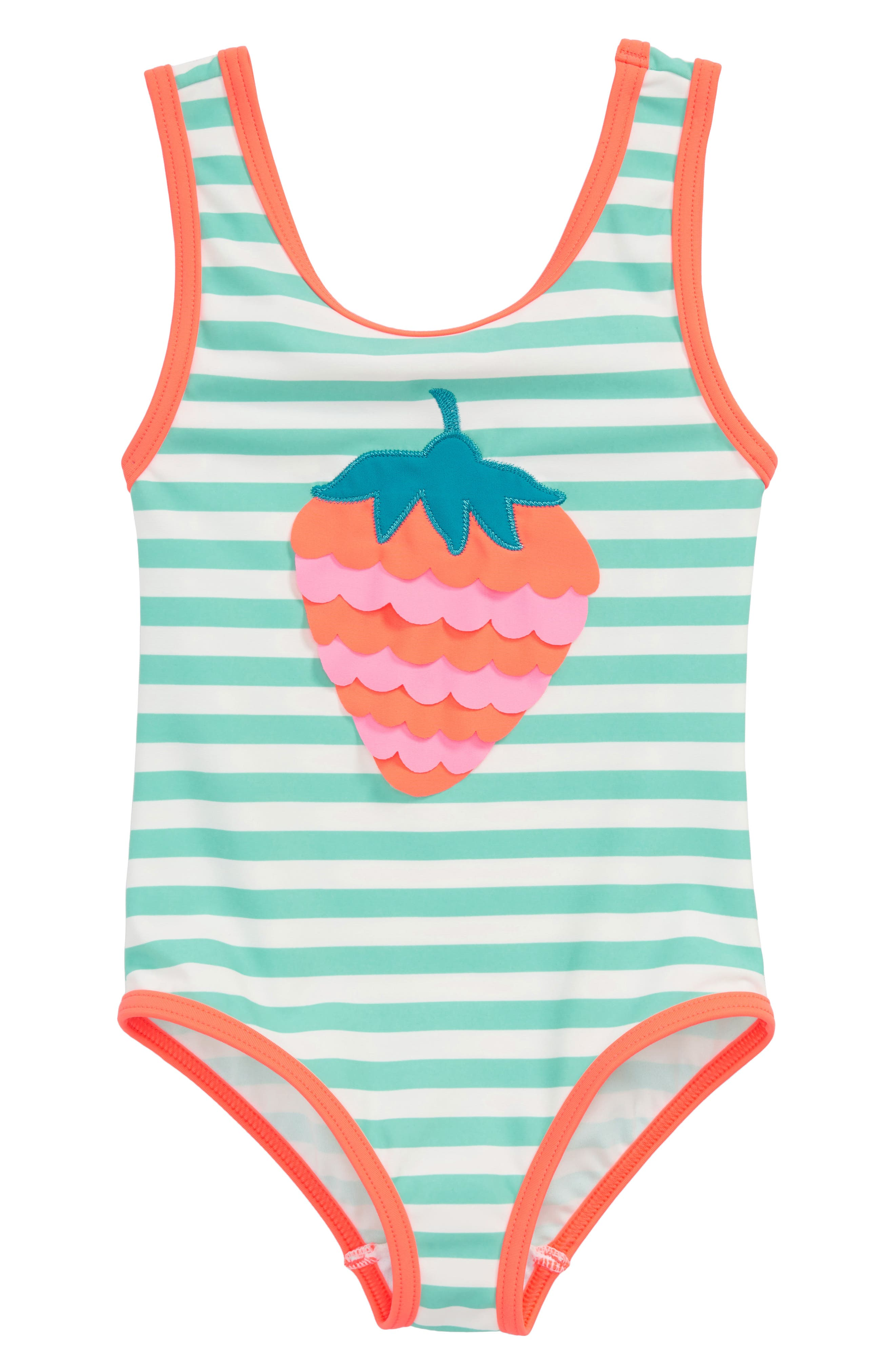 Fun Detail One-Piece Swimsuit,                         Main,                         color, 315