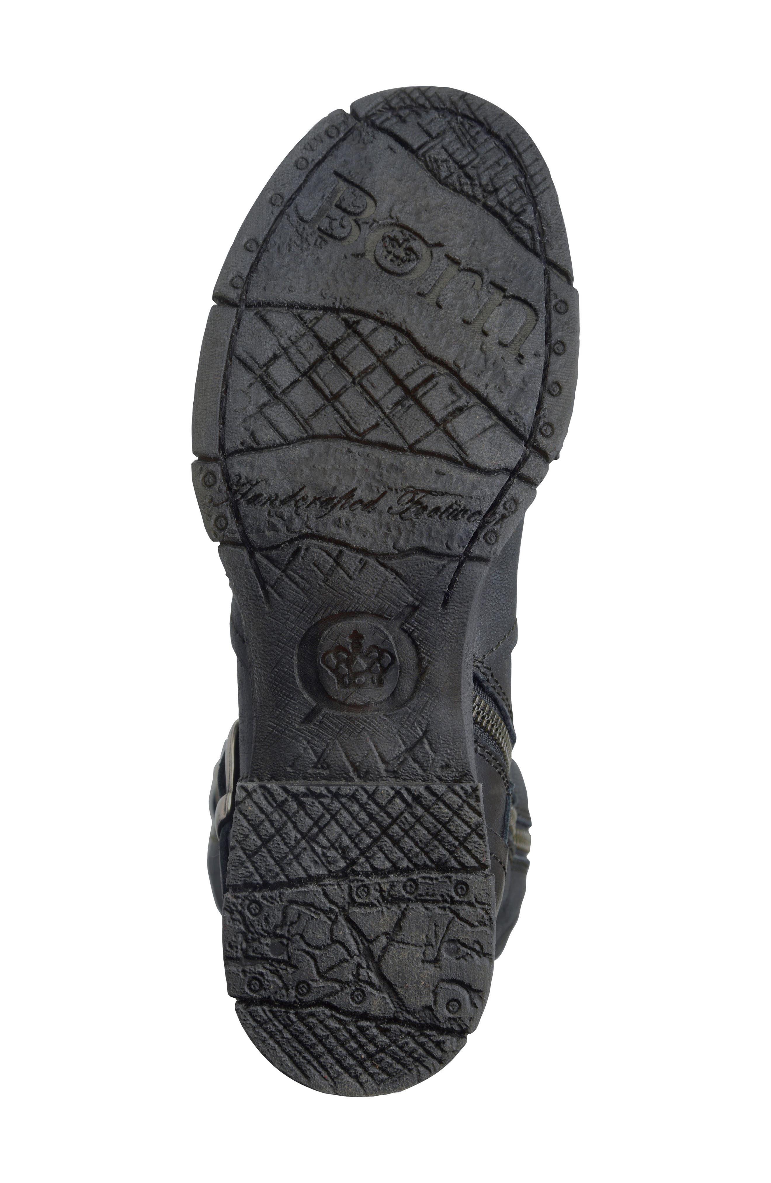 Ashland Knee High Boot,                             Alternate thumbnail 6, color,                             001