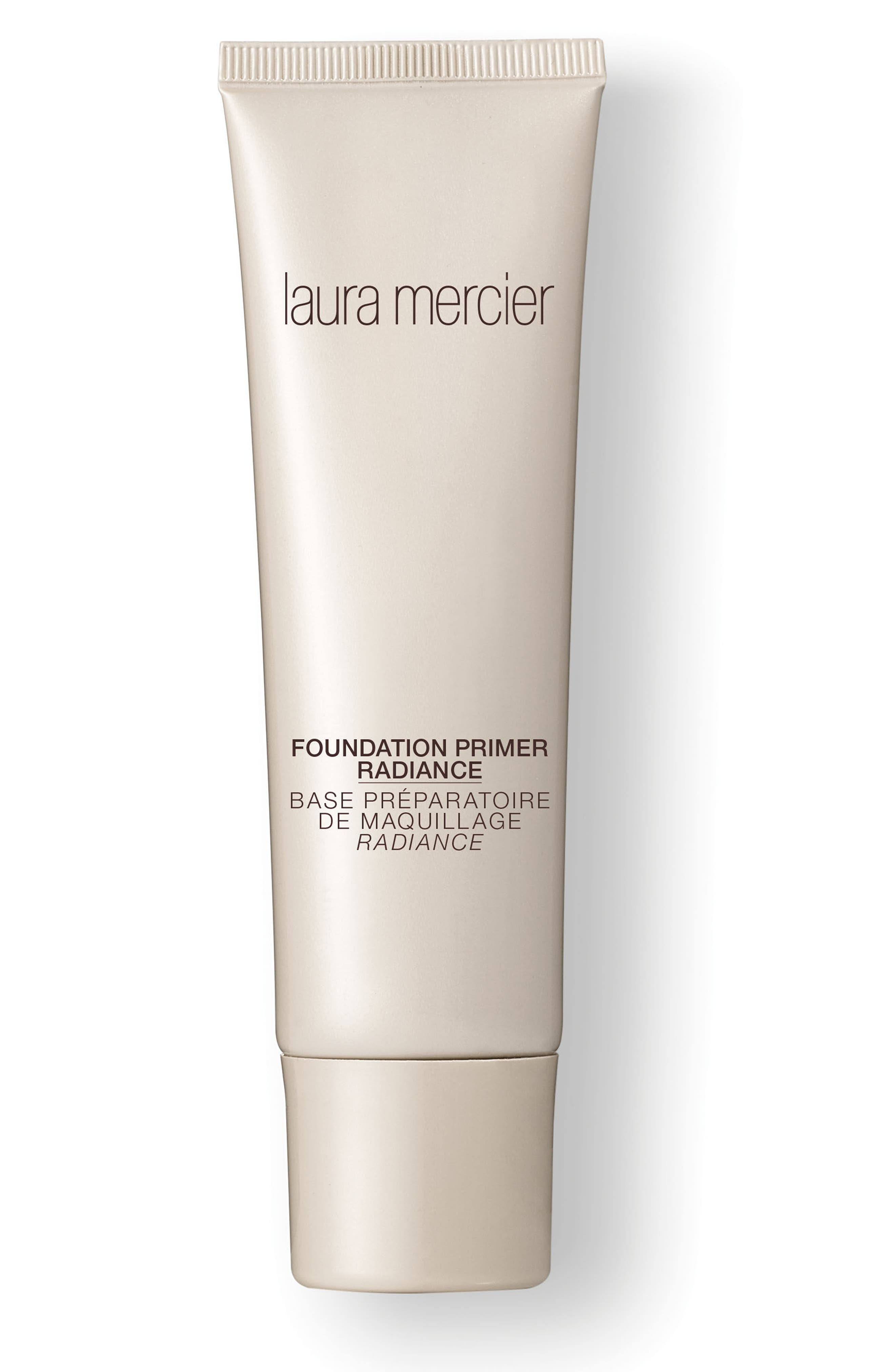 The One Thing: Laura Mercier Radiance FoundationPrimer recommend