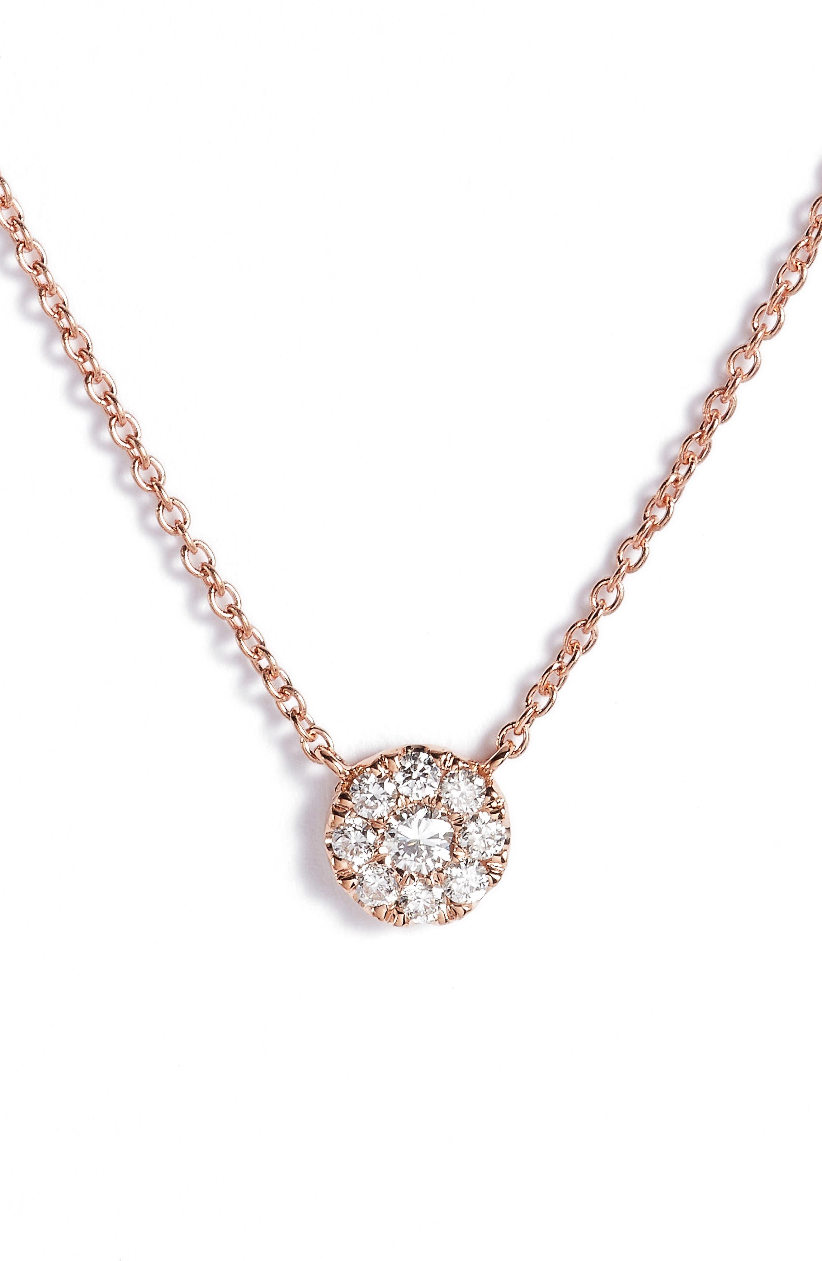 Ella Diamond Pendant Necklace,                             Main thumbnail 3, color,